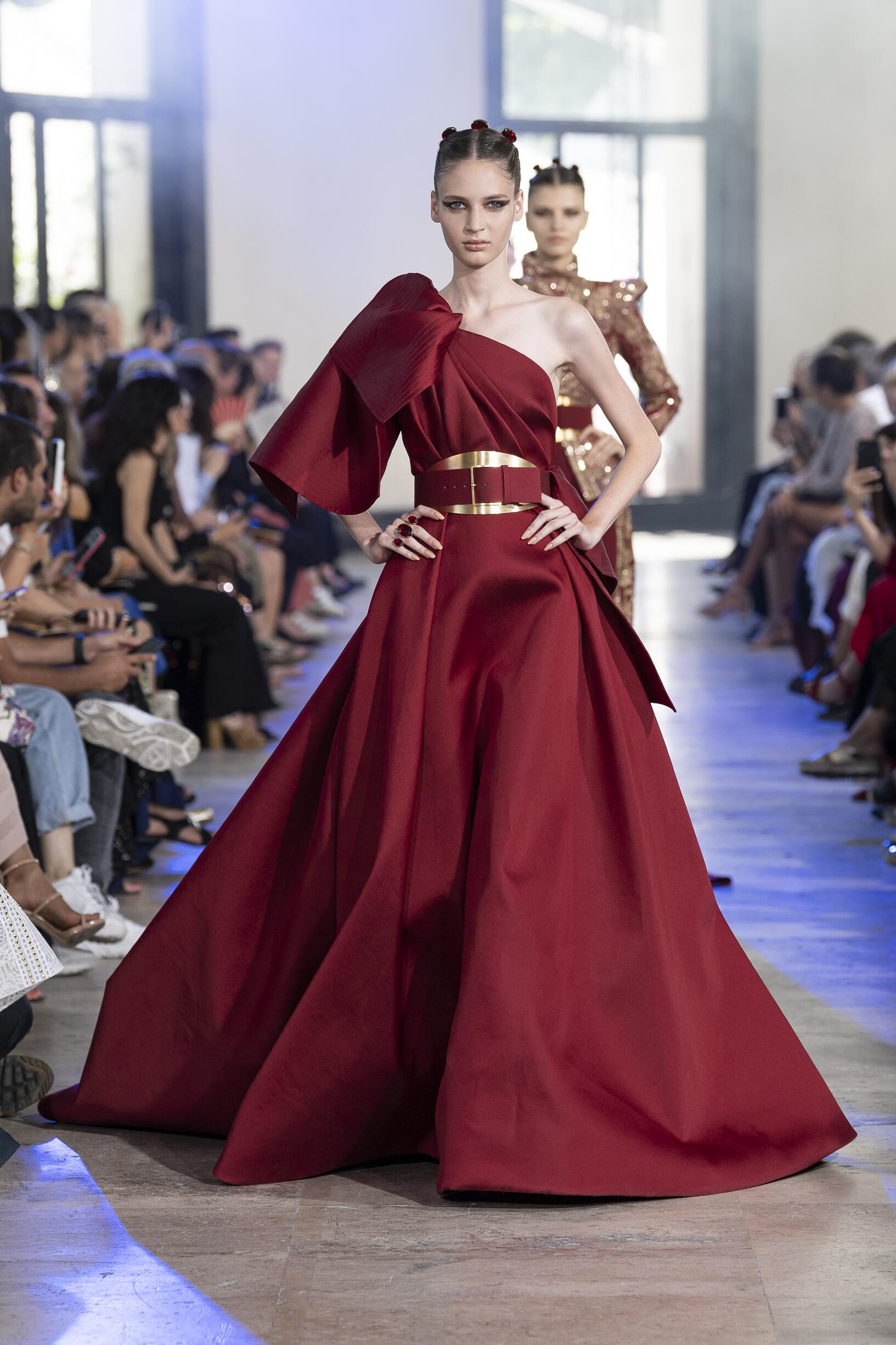 Elie Saab Haute Couture Women Style