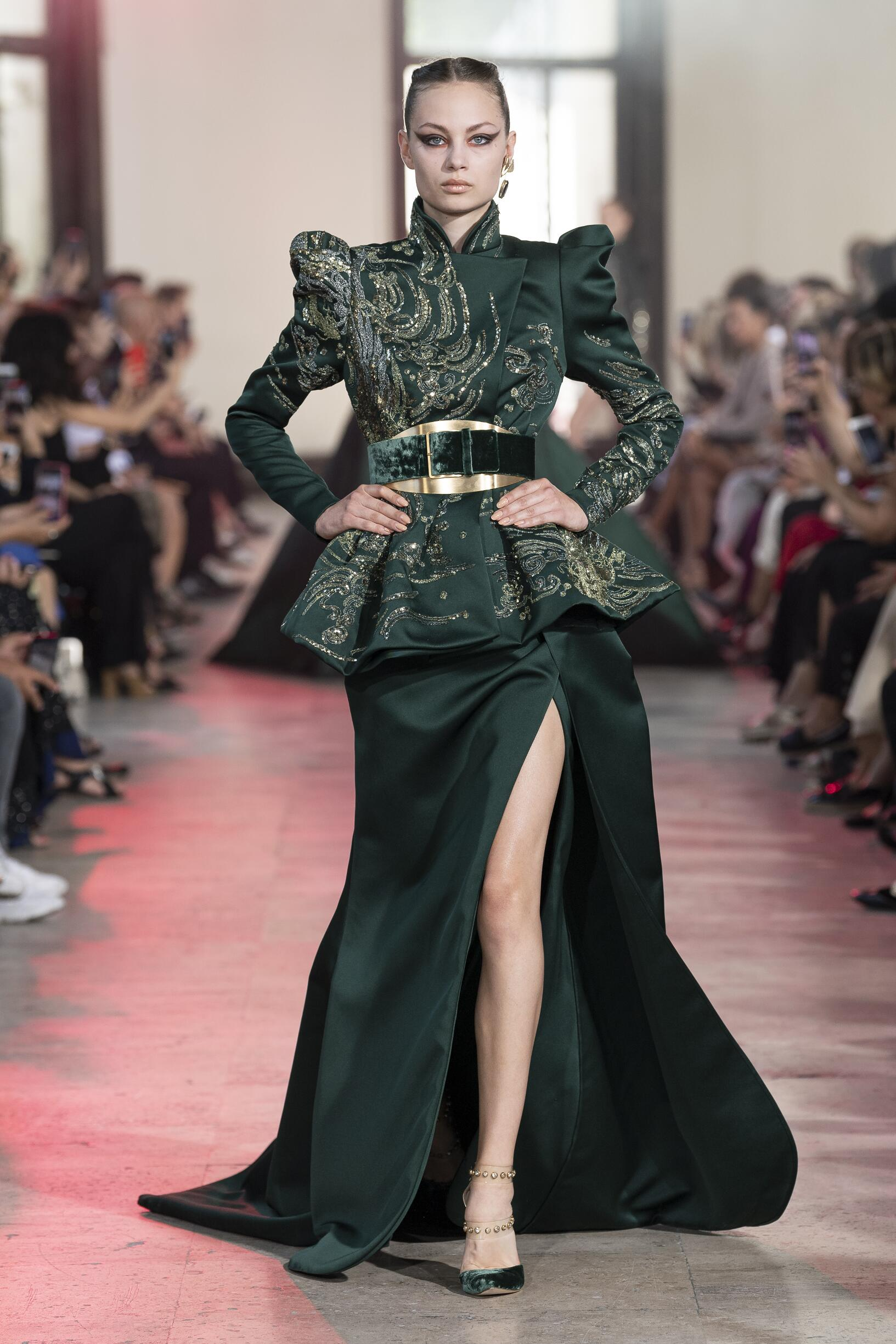 Elie Saab Haute Couture Women's Collection 2019-20