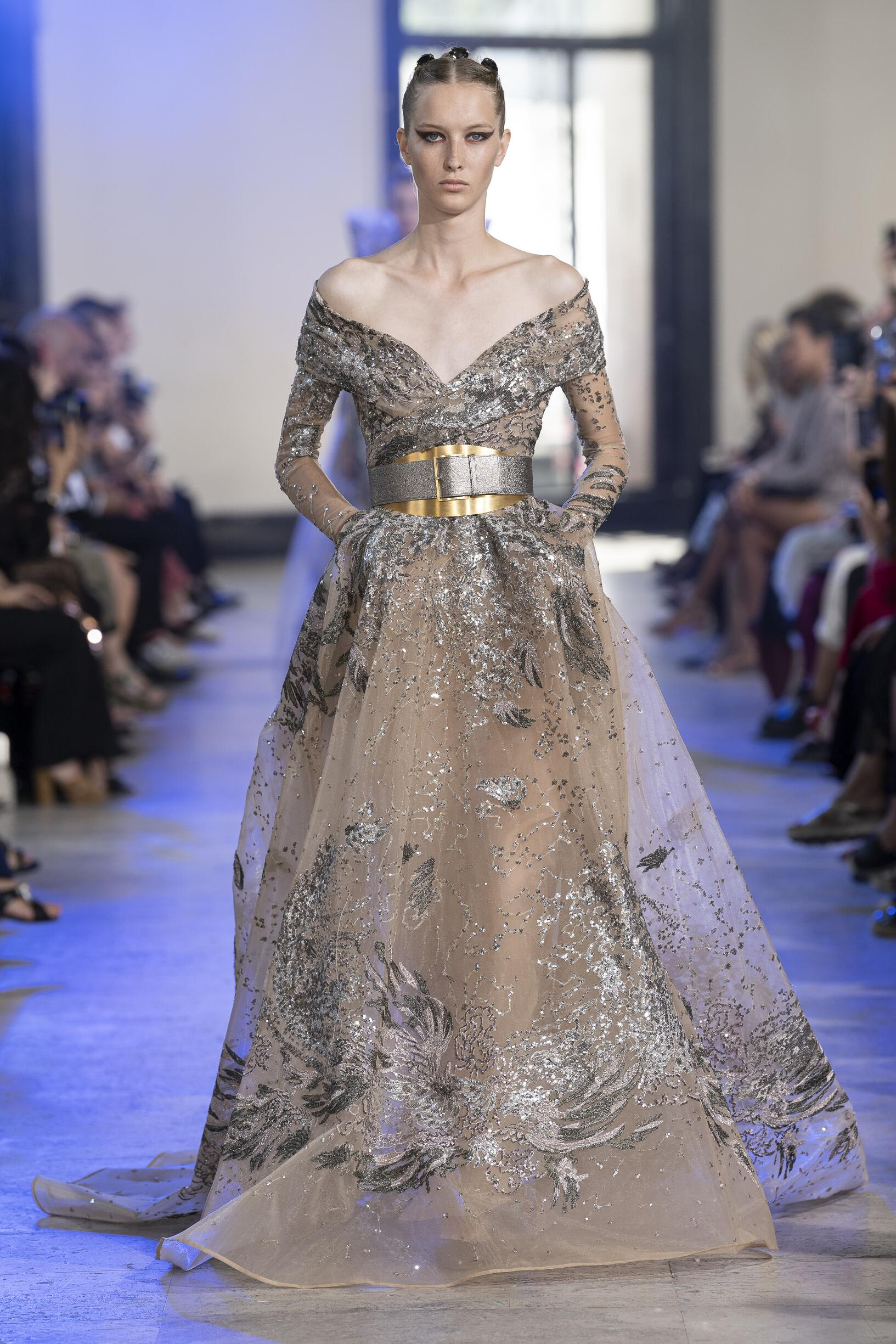 Fall 2019 Fashion Trends Elie Saab Haute Couture