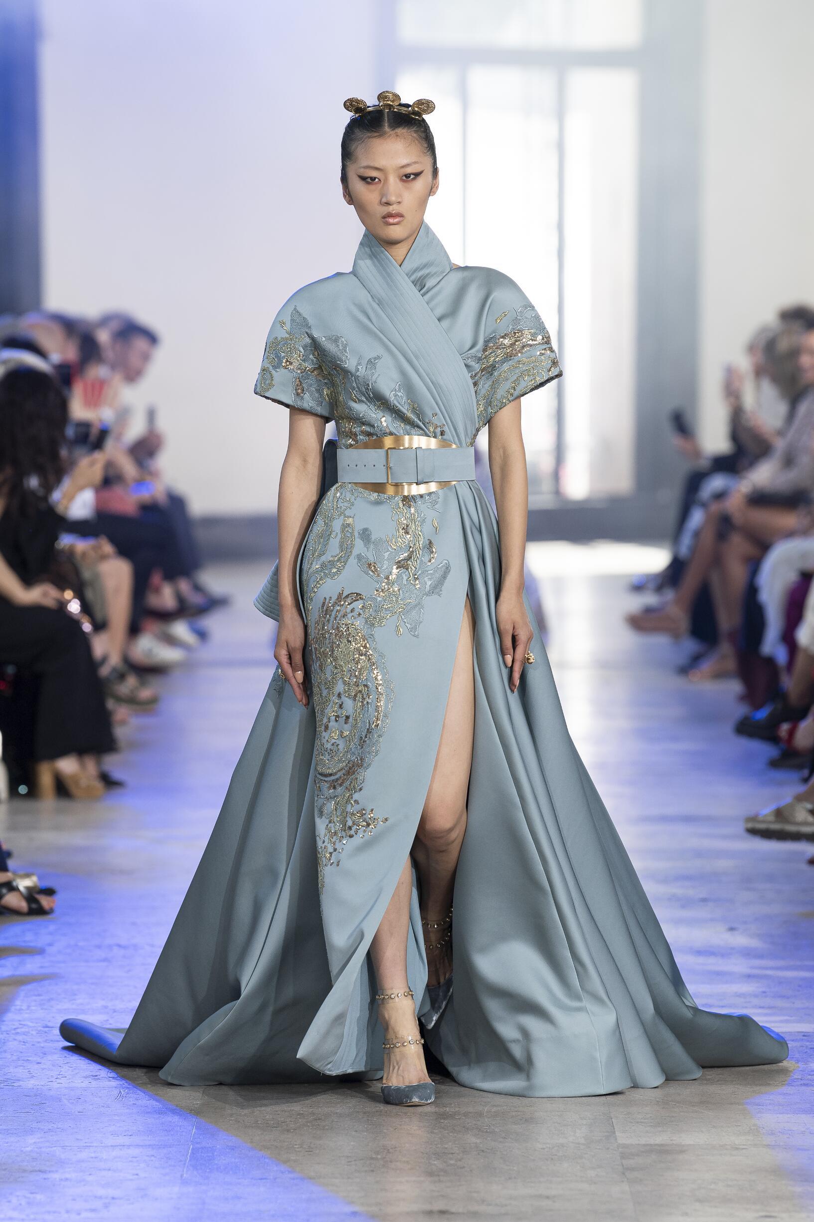 Fall Fashion 2019 Elie Saab Haute Couture