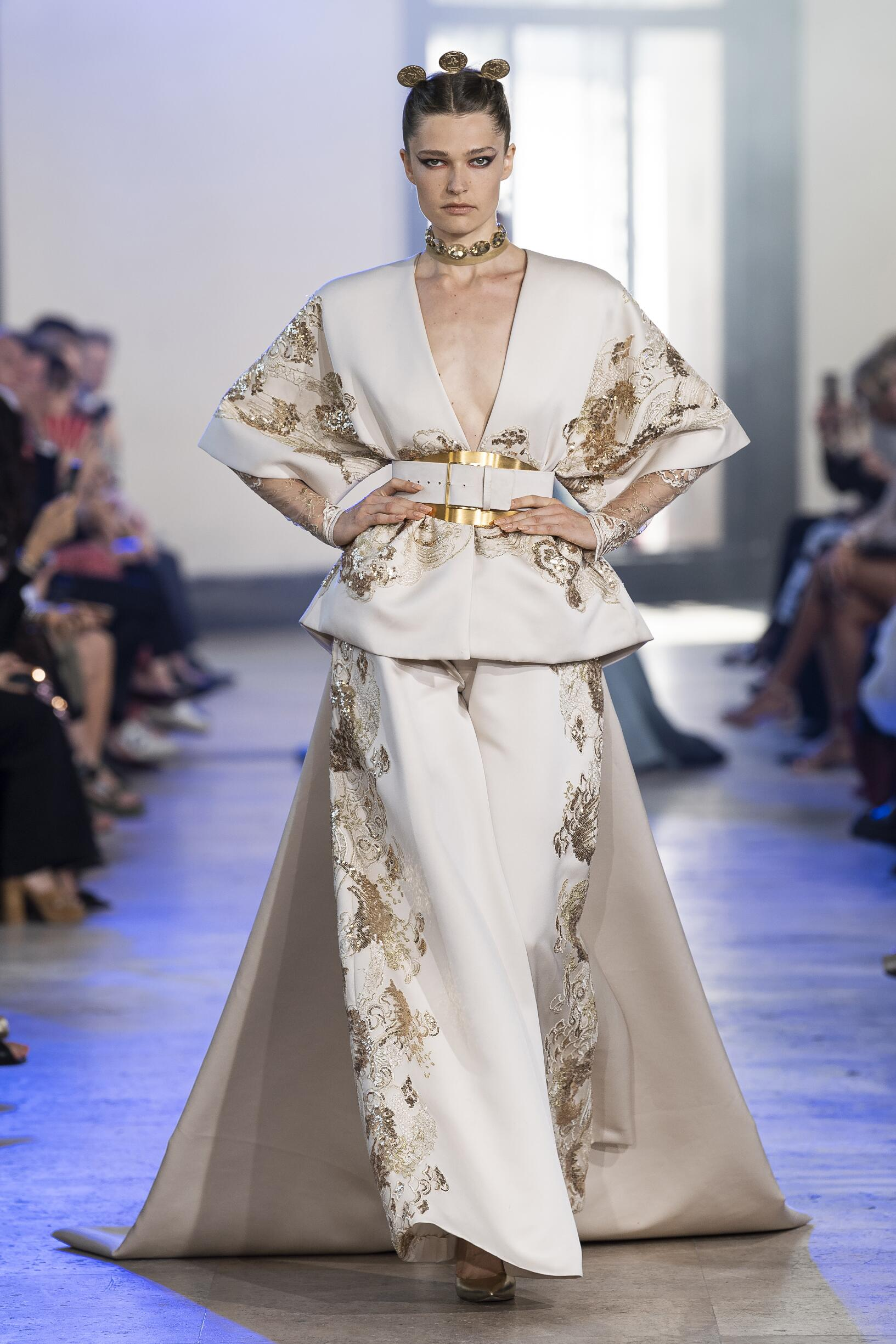 Fall Fashion Trends 2019-20 Elie Saab Haute Couture