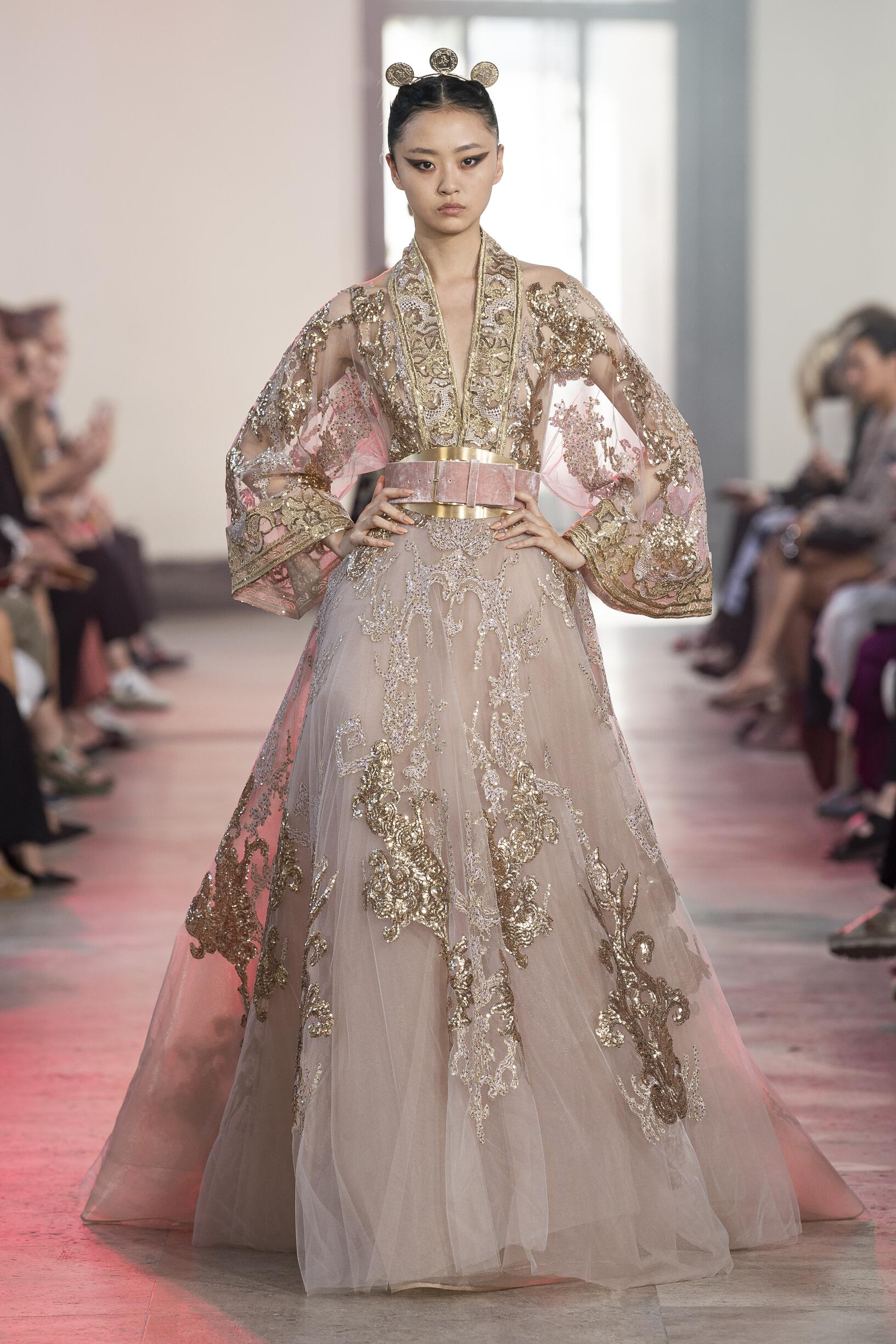 Fall Winter Fashion Trends 2019 Elie Saab Haute Couture