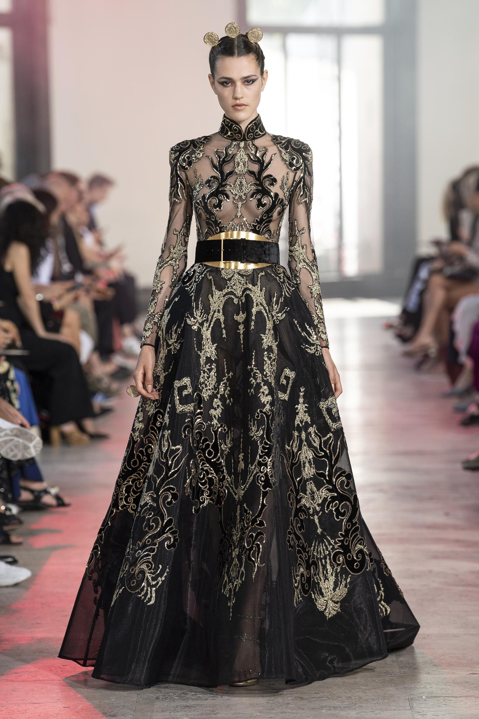 Fashion 2019 Womens Style Elie Saab Haute Couture