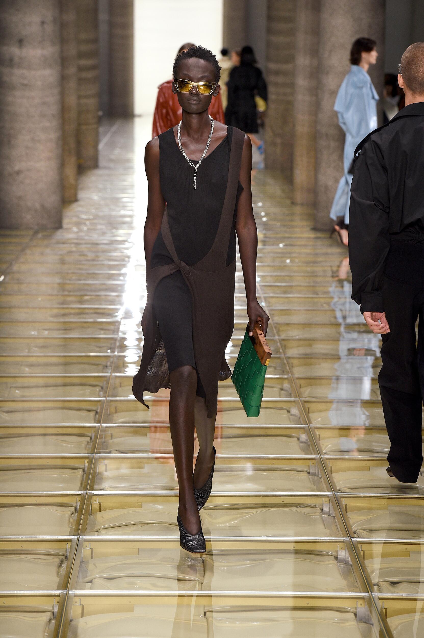 Fashion 2020 Catwalk Bottega Veneta