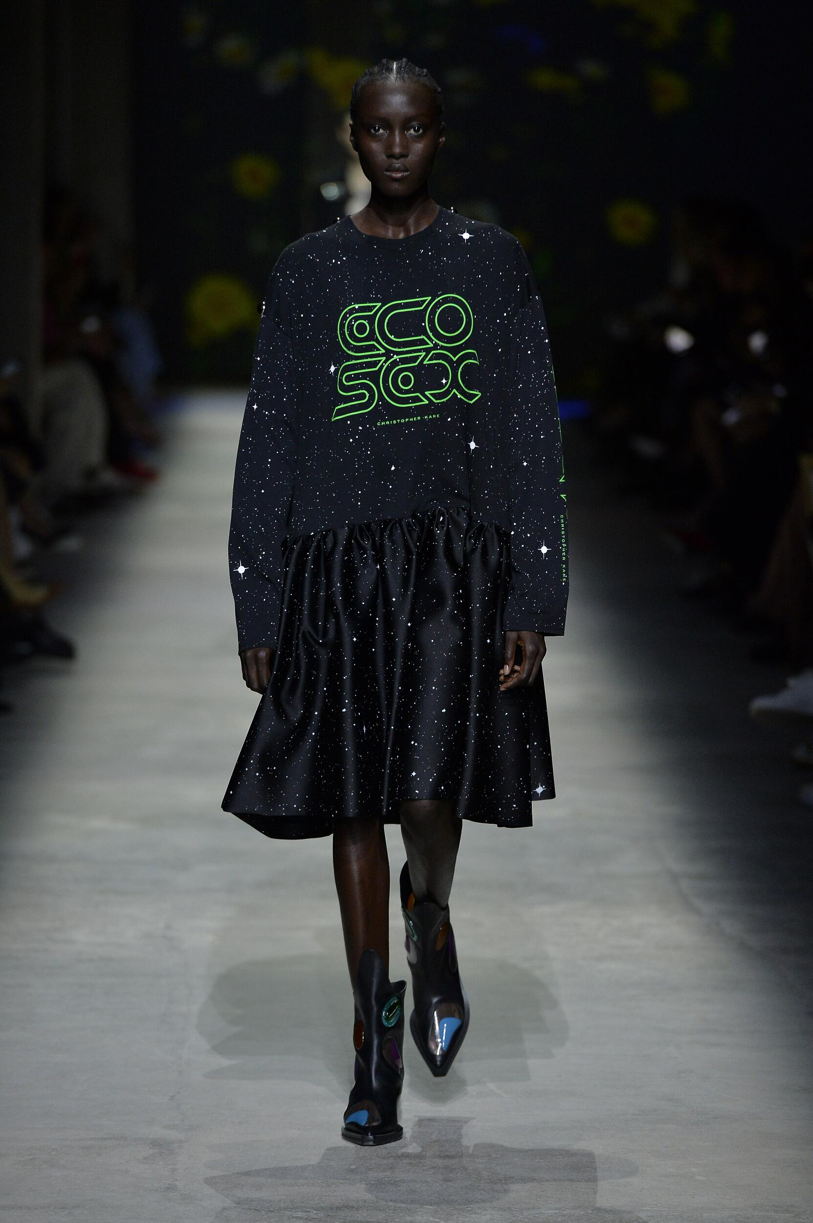Fashion 2020 Catwalk Christopher Kane