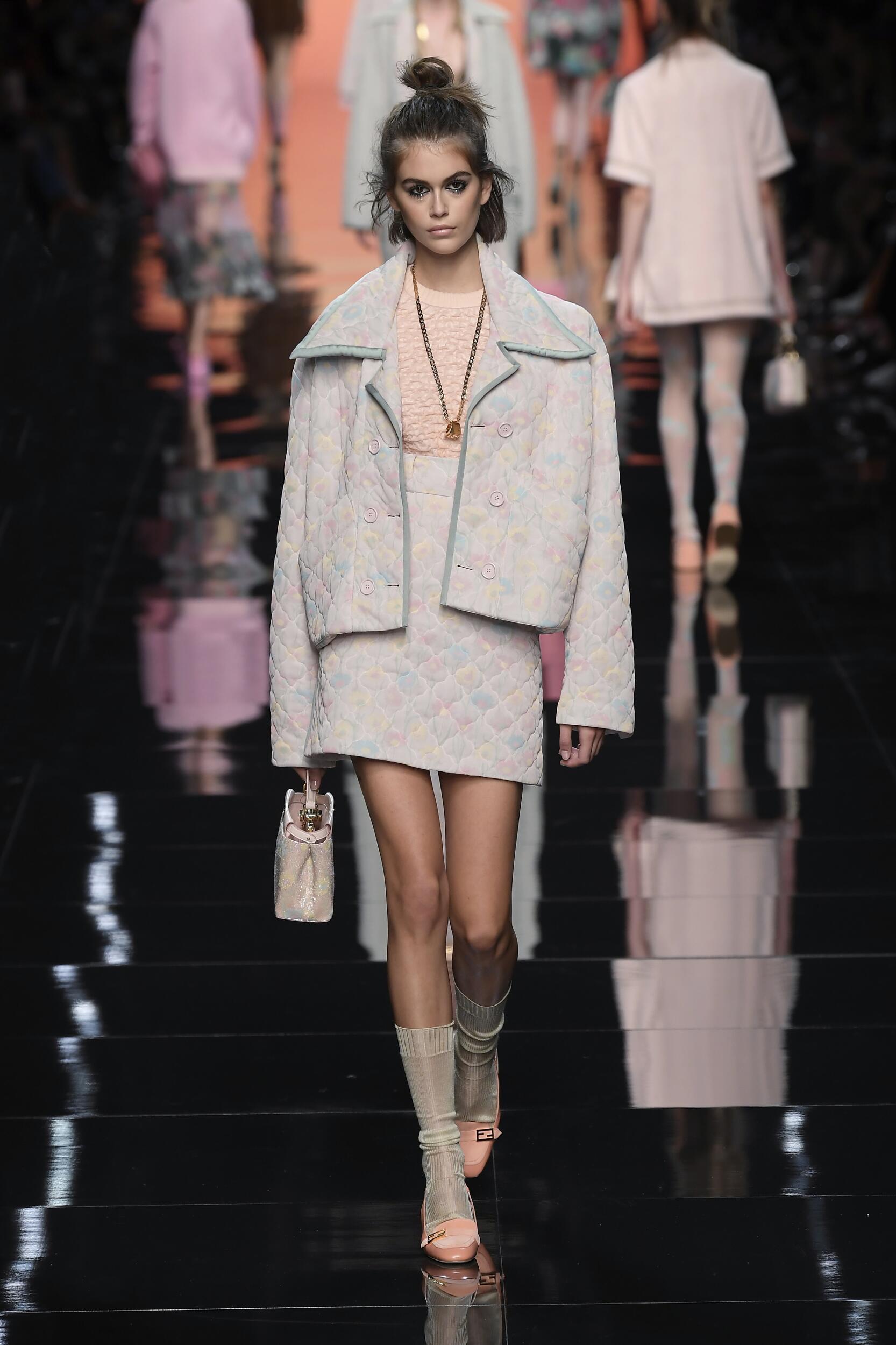 Fashion 2020 Catwalk Fendi Summer