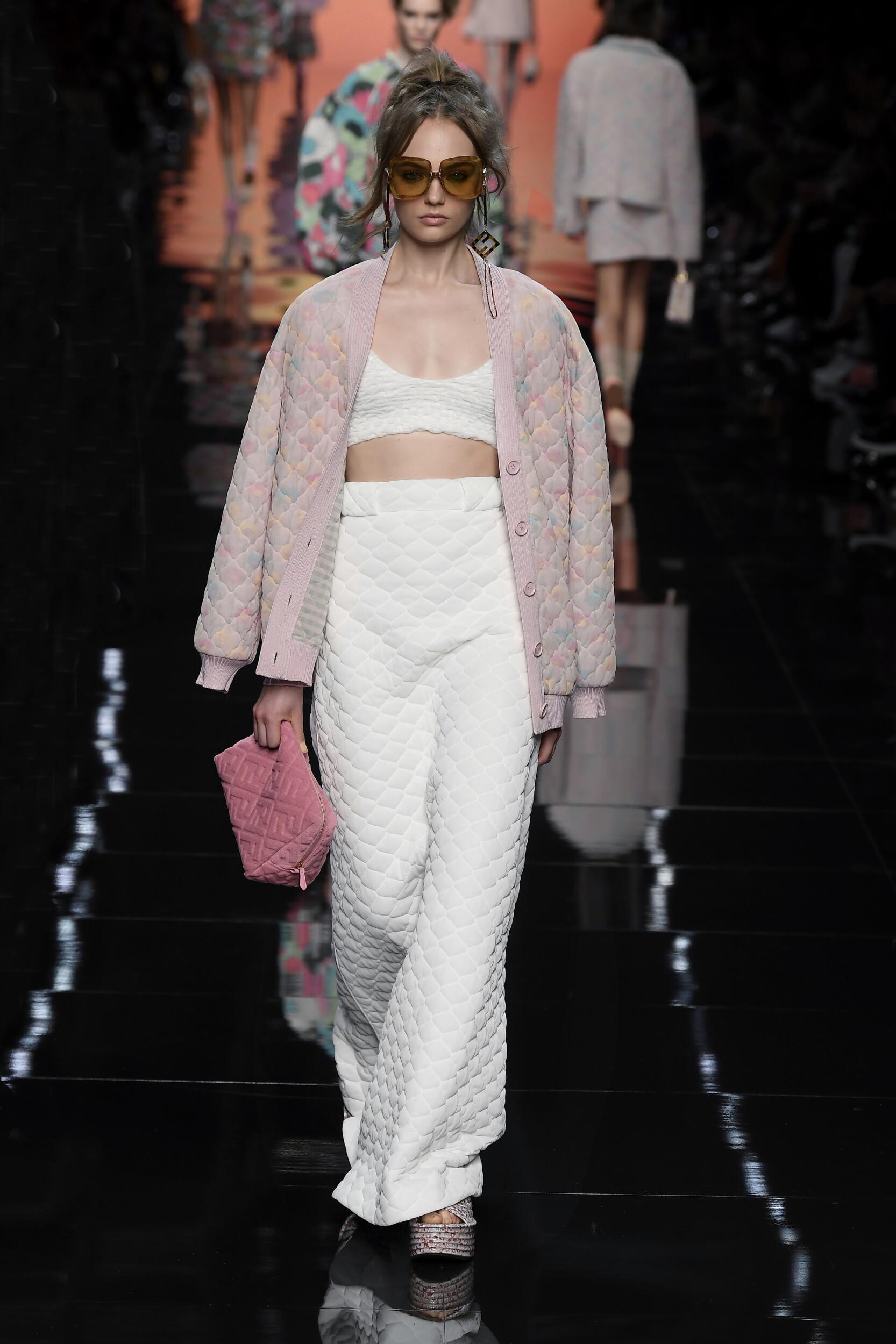 Fashion 2020 Catwalk Fendi