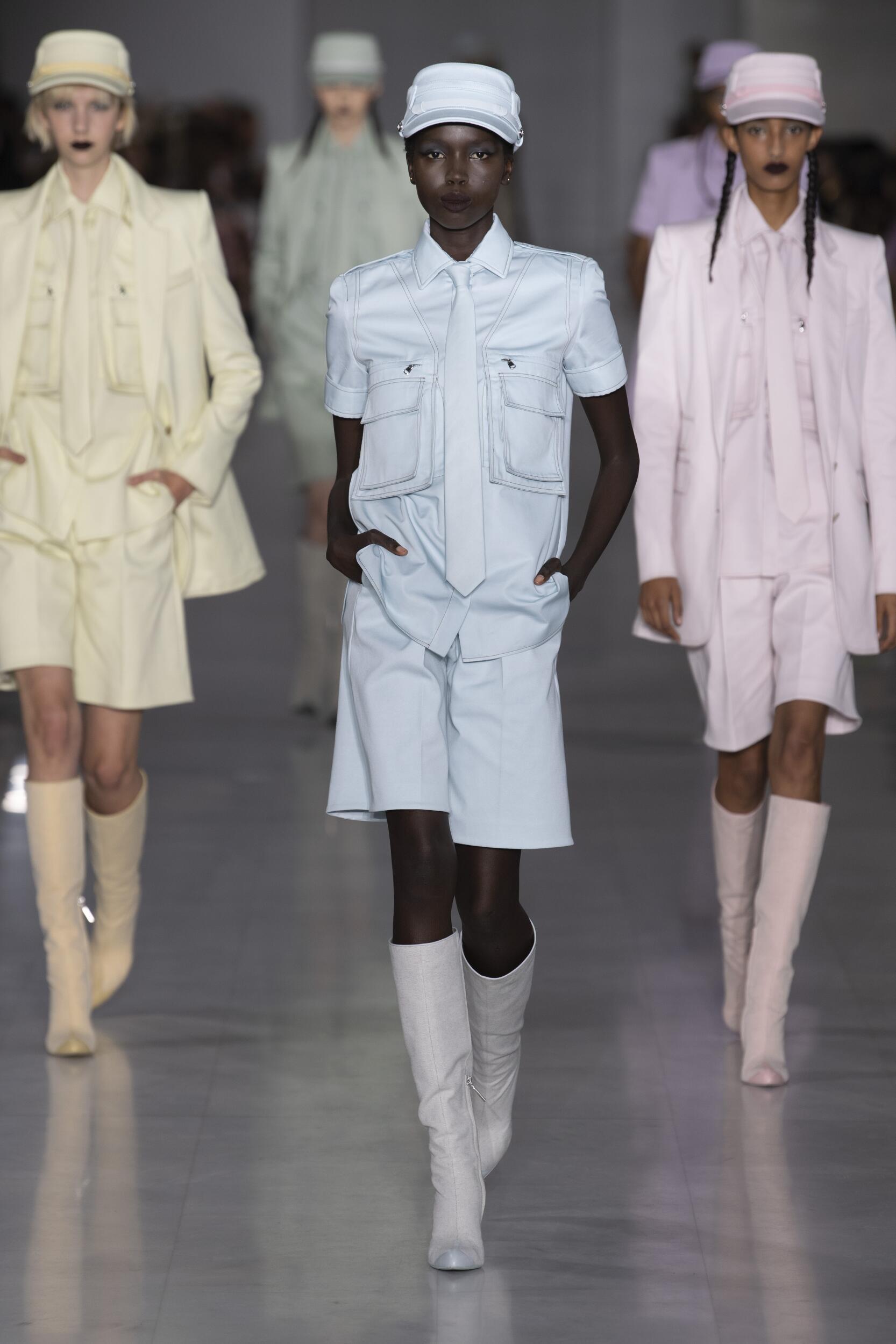 Fashion 2020 Catwalk Max Mara Summer