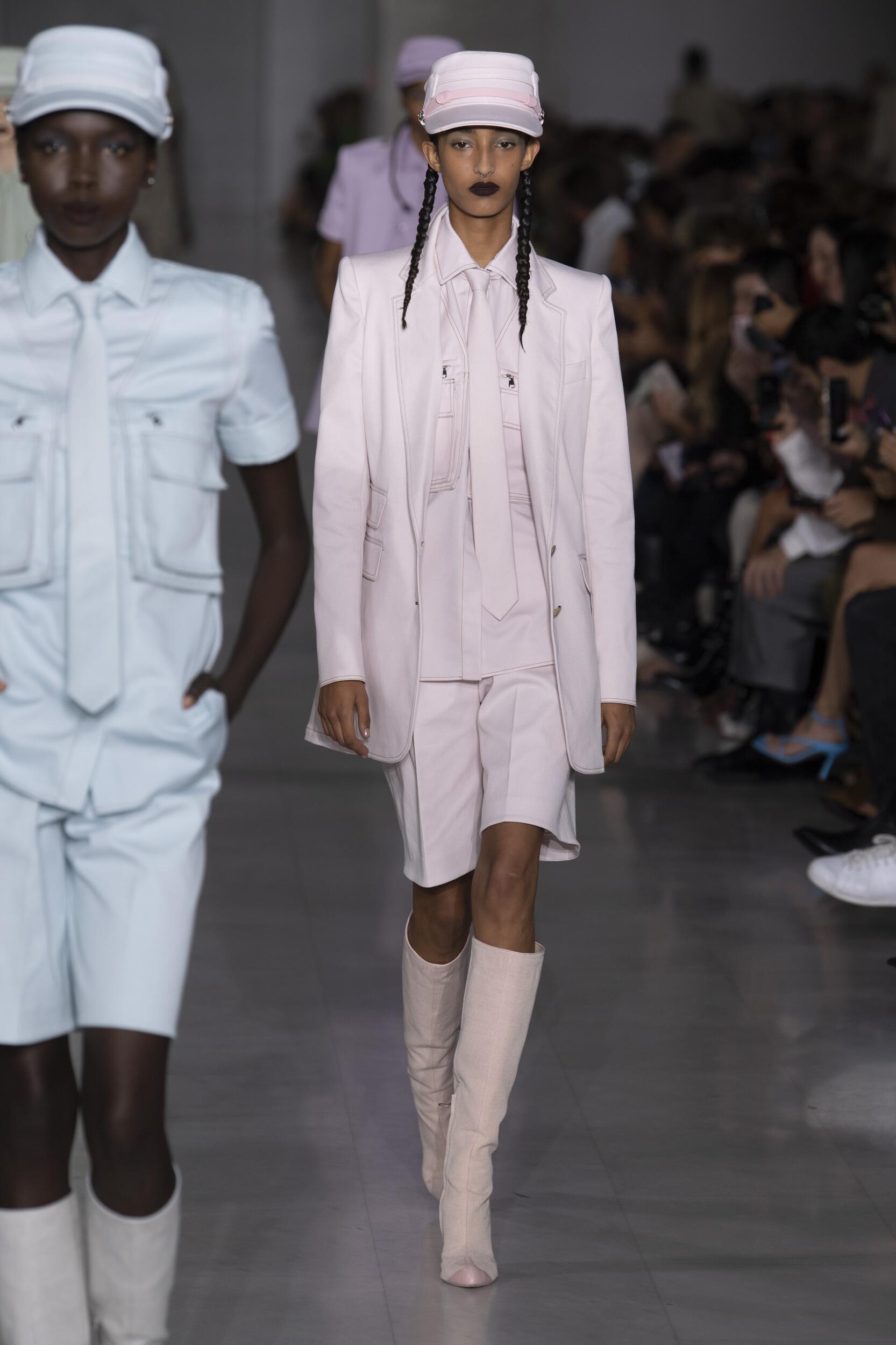 Fashion 2020 Catwalk Max Mara