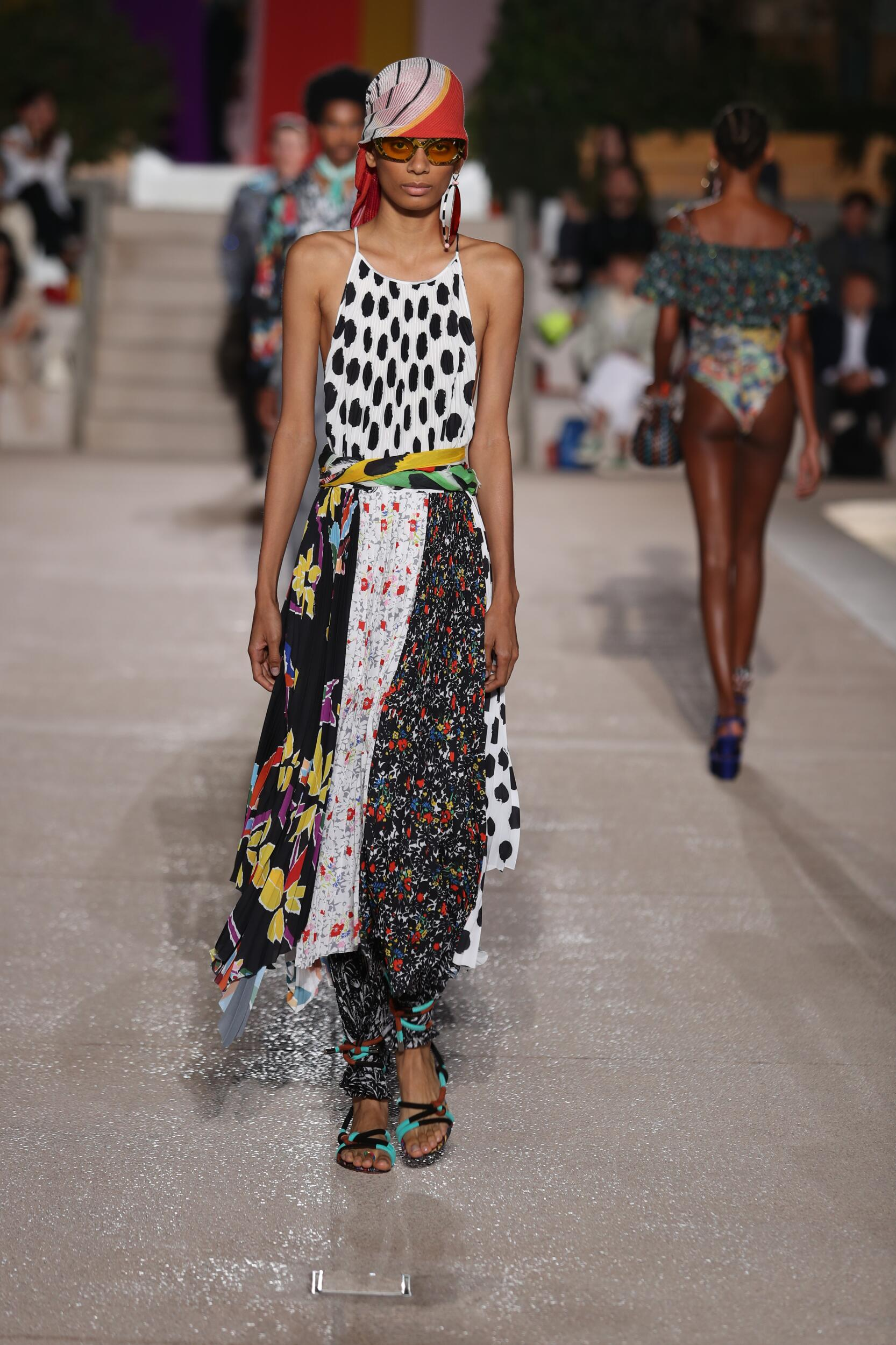 Fashion 2020 Catwalk Missoni Summer Womens Collection