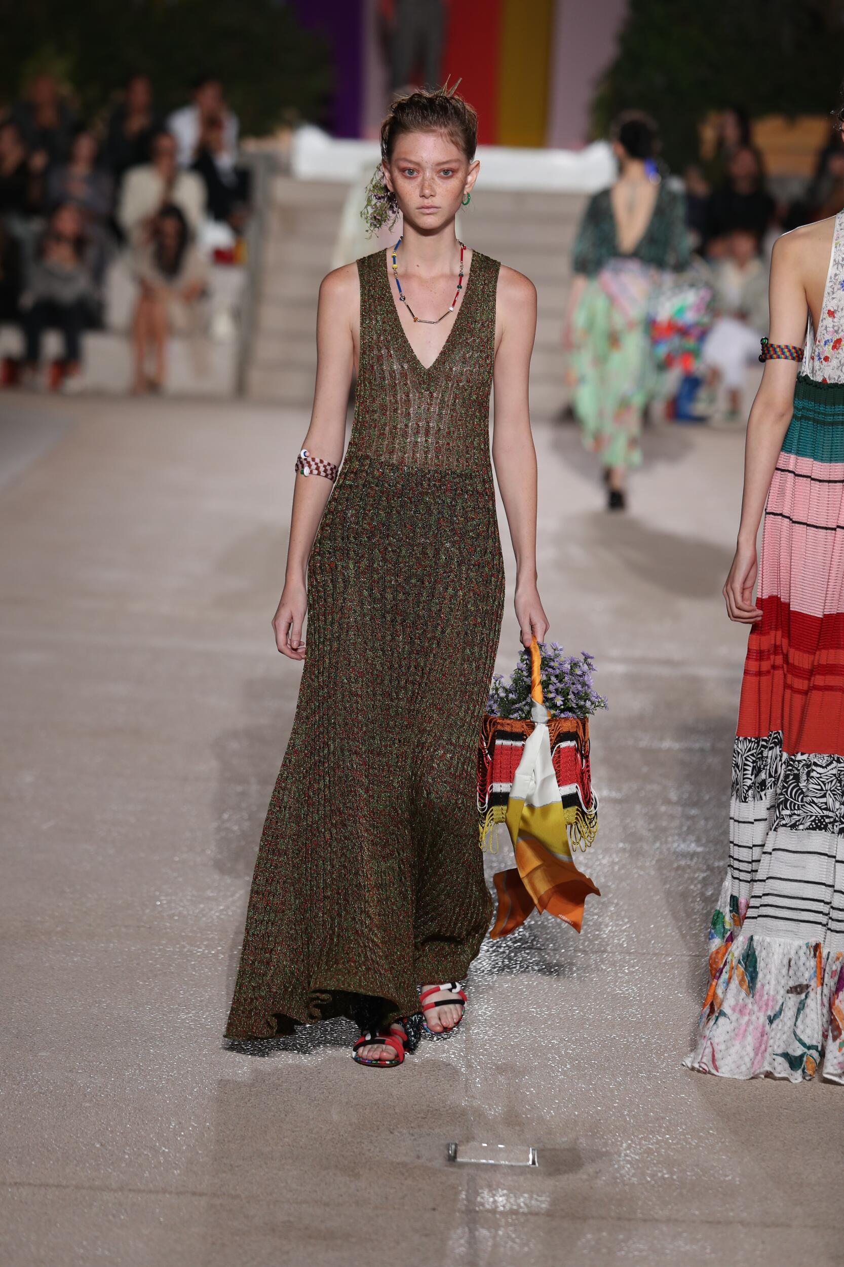 Fashion 2020 Catwalk Missoni Summer