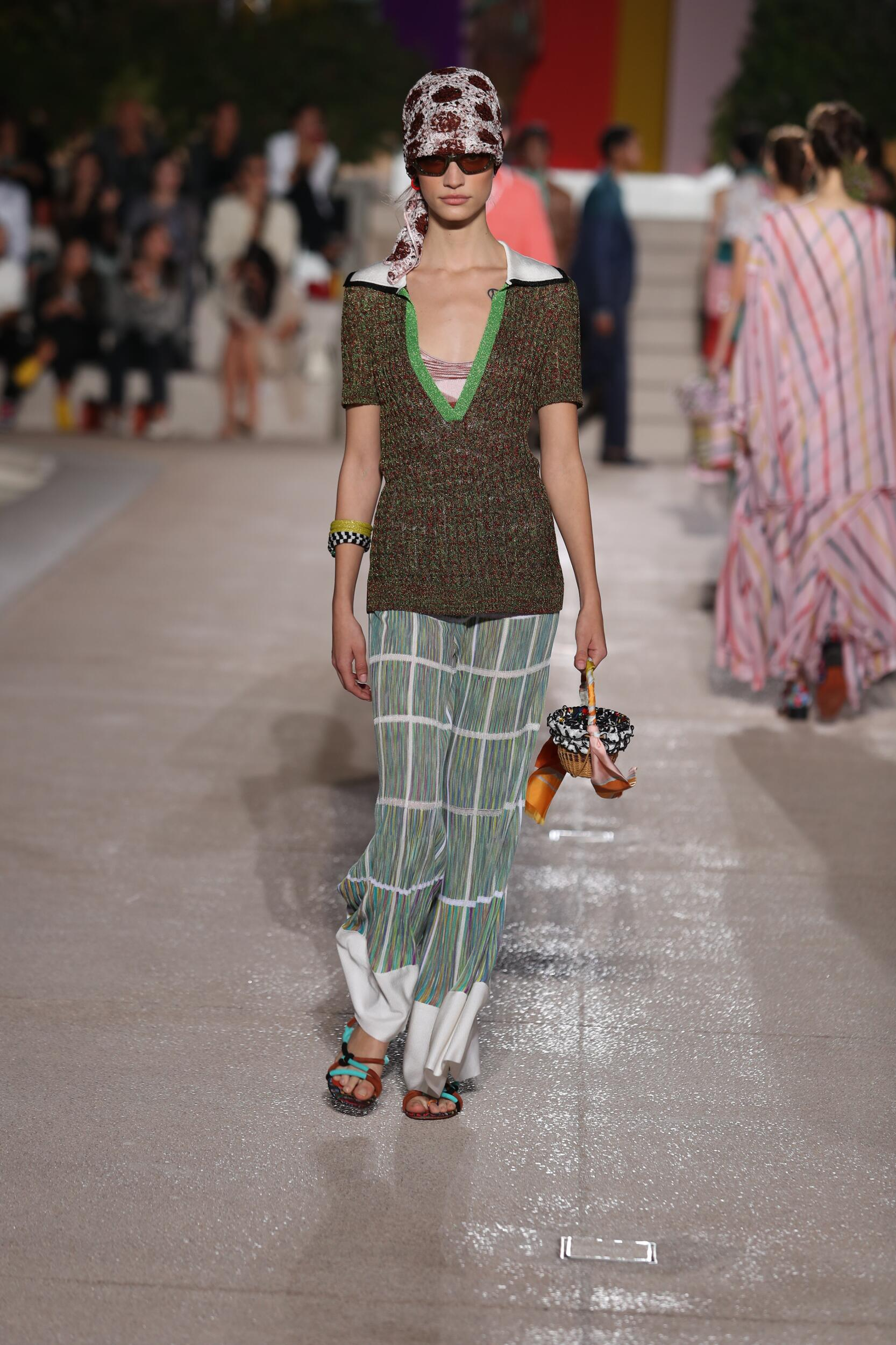 Fashion 2020 Catwalk Missoni