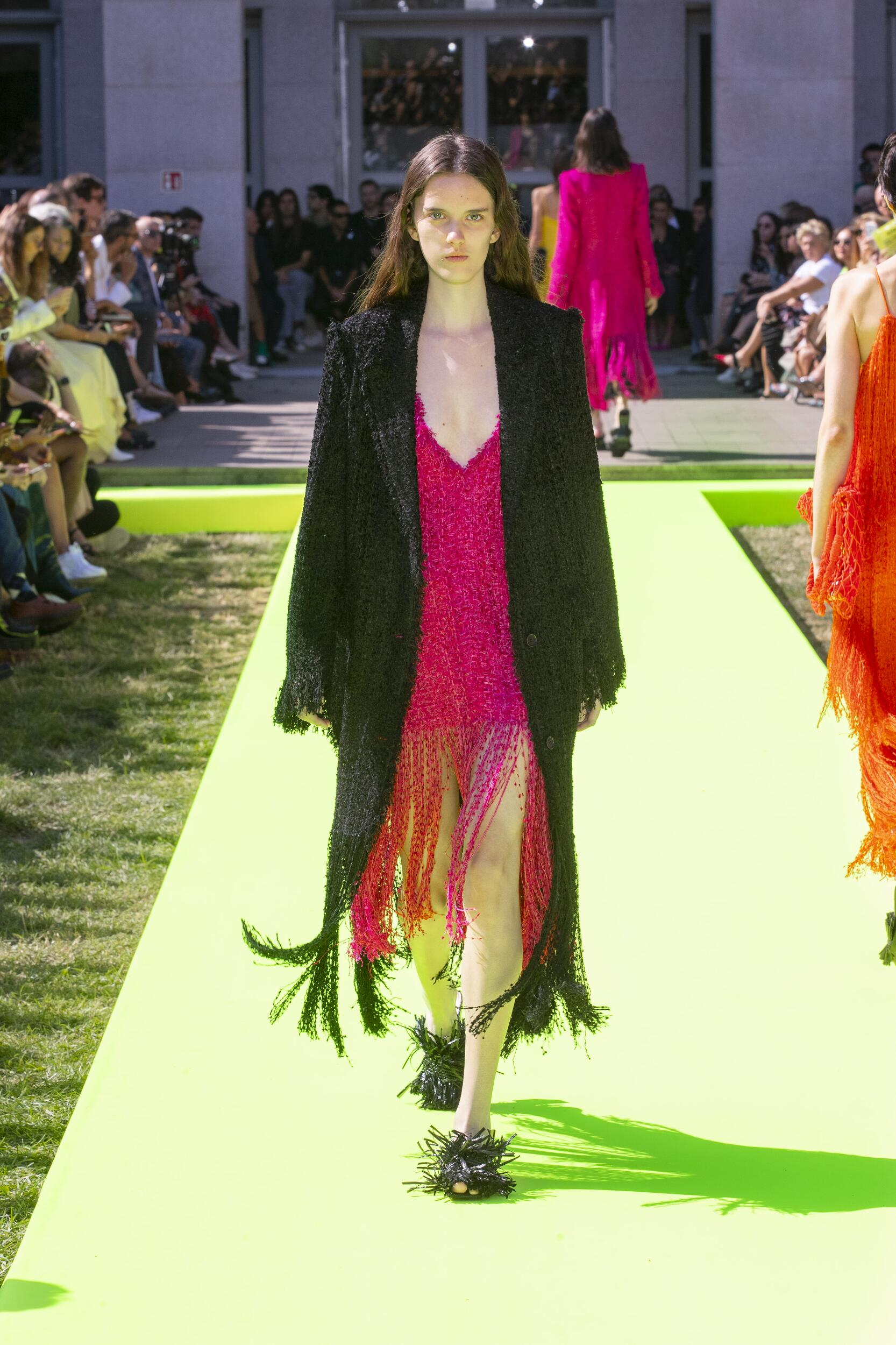 Fashion 2020 Catwalk Msgm
