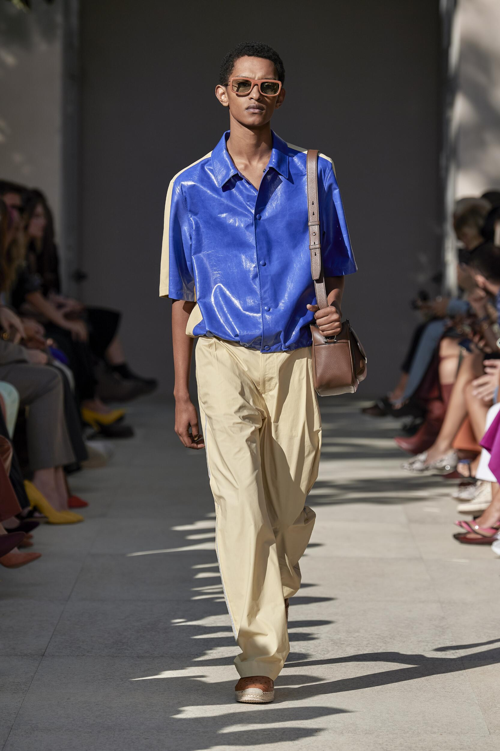 Fashion 2020 Catwalk Salvatore Ferragamo