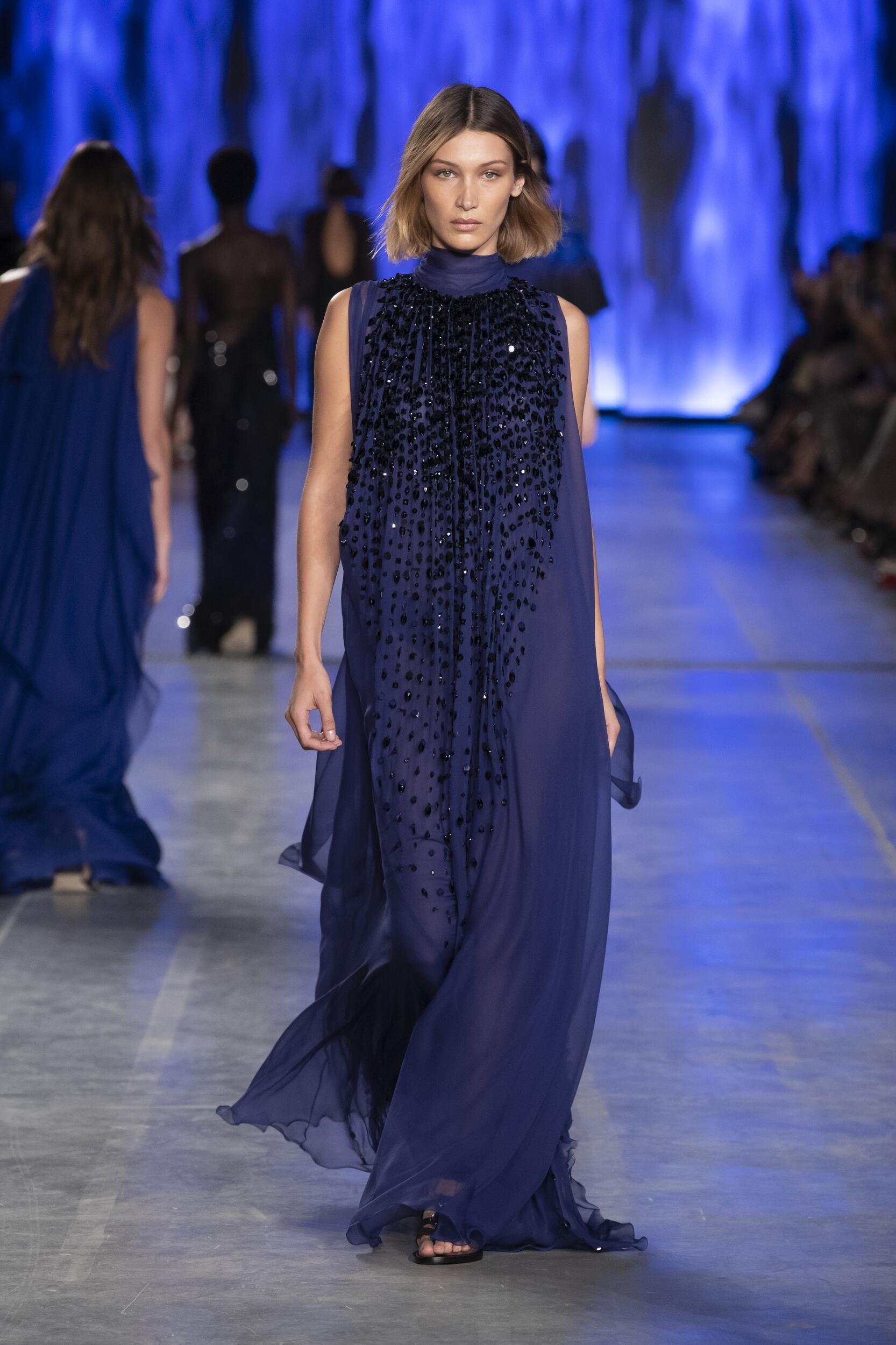 Fashion 2020 Runway Alberta Ferretti Summer