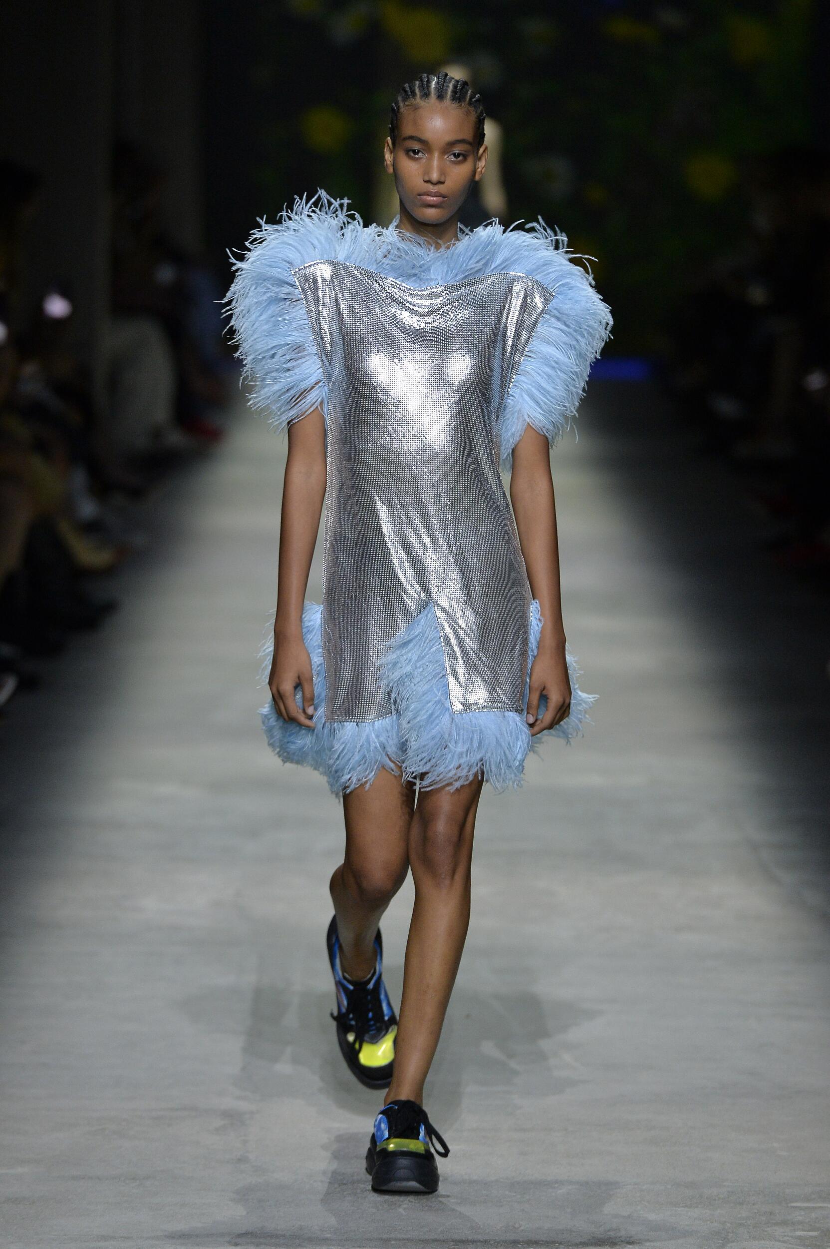 Fashion 2020 Runway Christopher Kane Summer