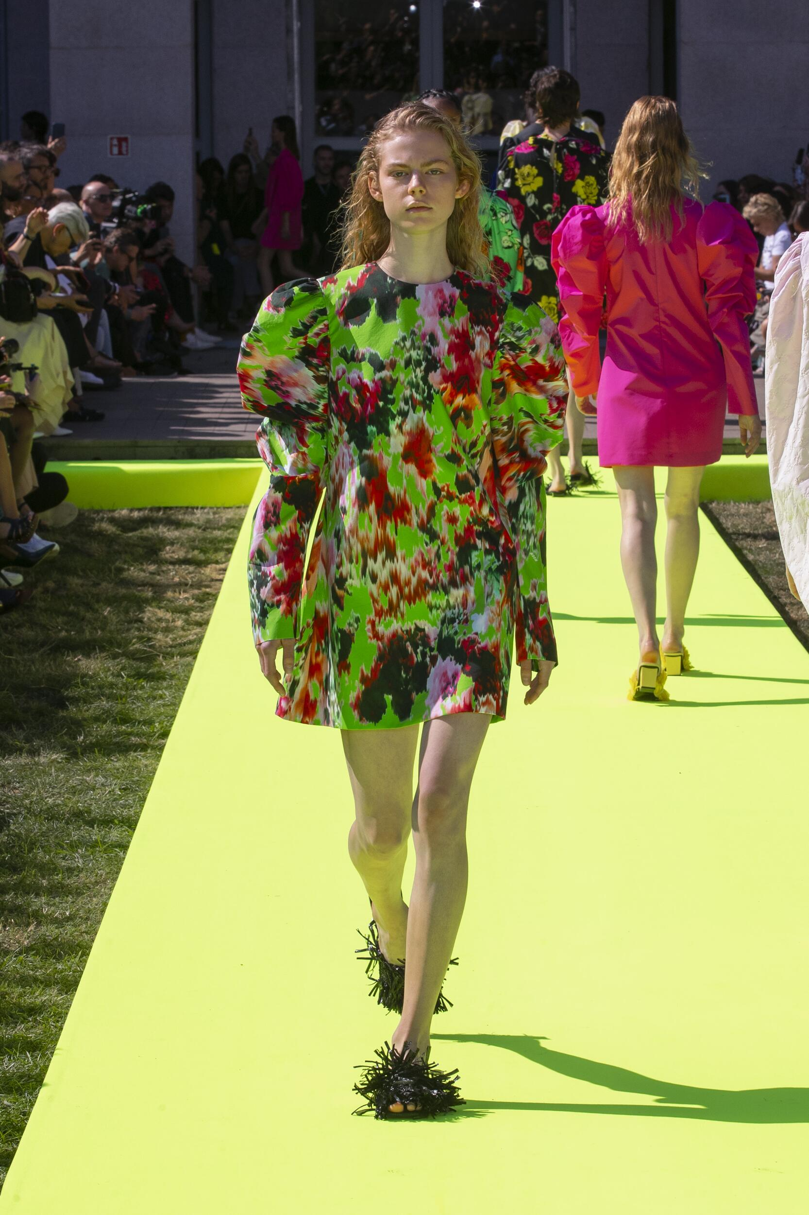 Fashion 2020 Runway Msgm SS