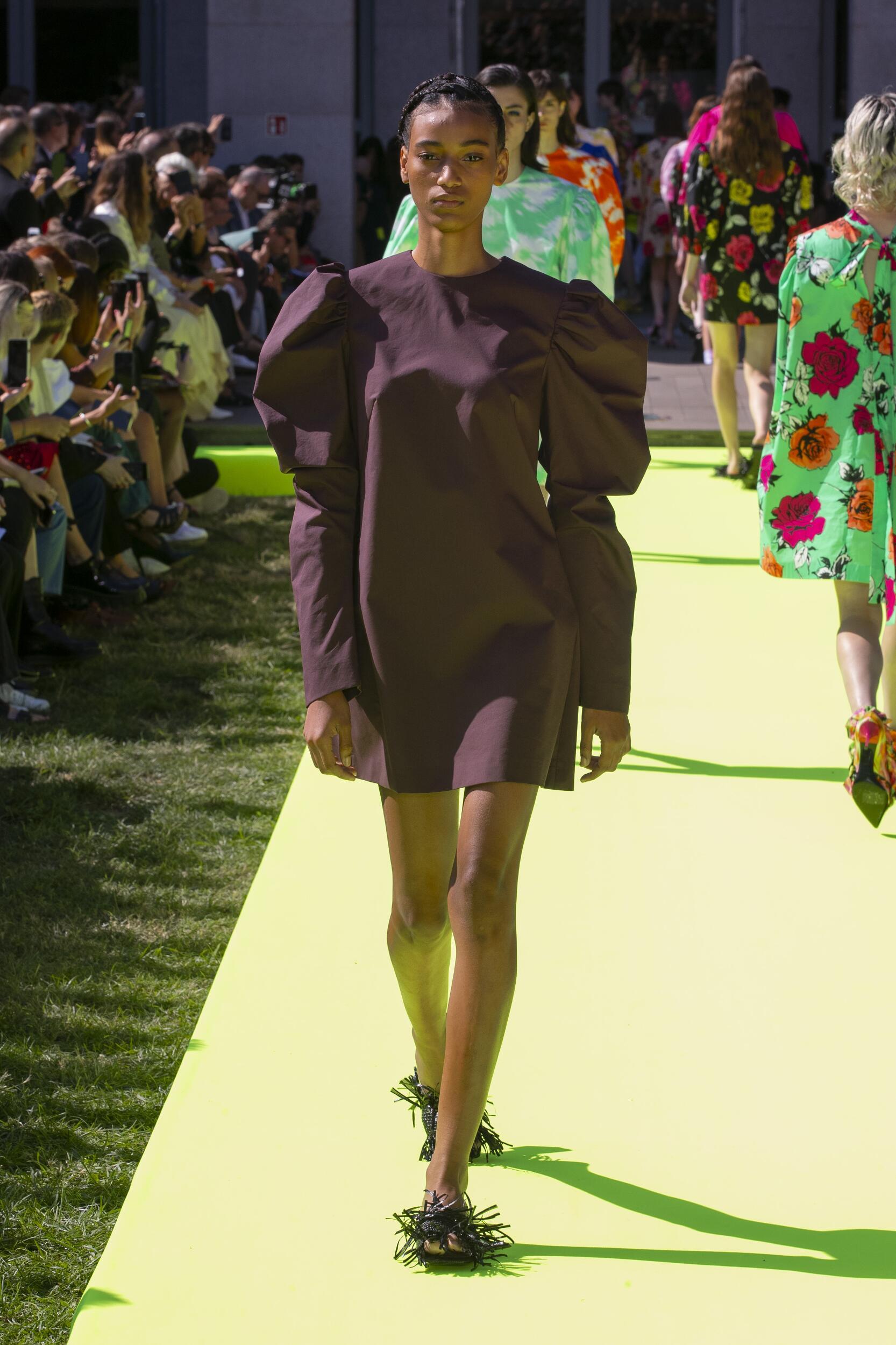 Fashion 2020 Runway Msgm Summer