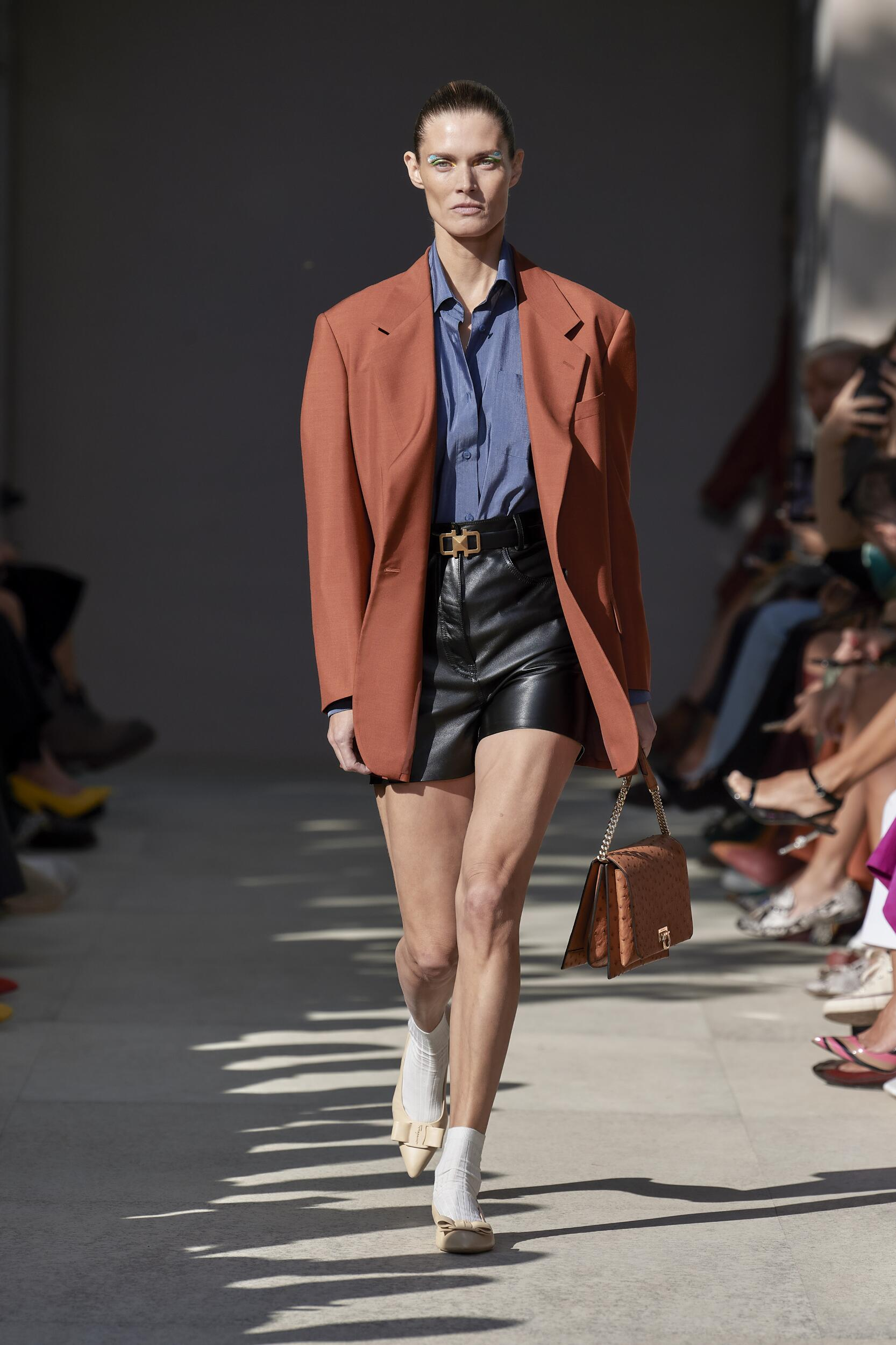 Fashion 2020 Runway Salvatore Ferragamo Summer