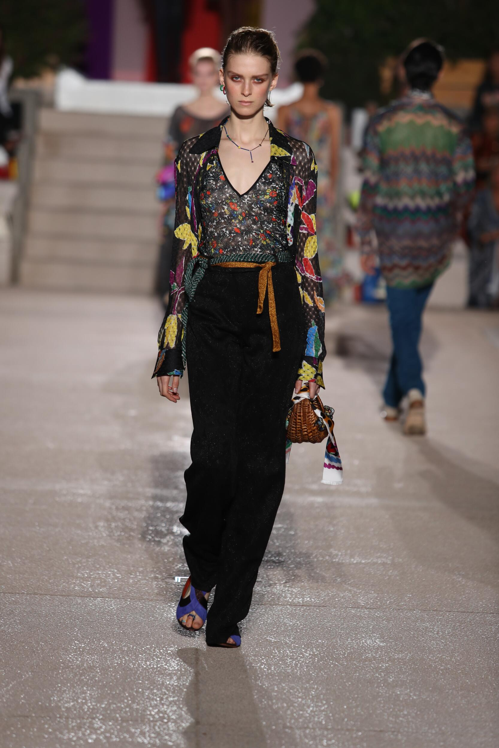 Fashion 2020 Women Style Missoni
