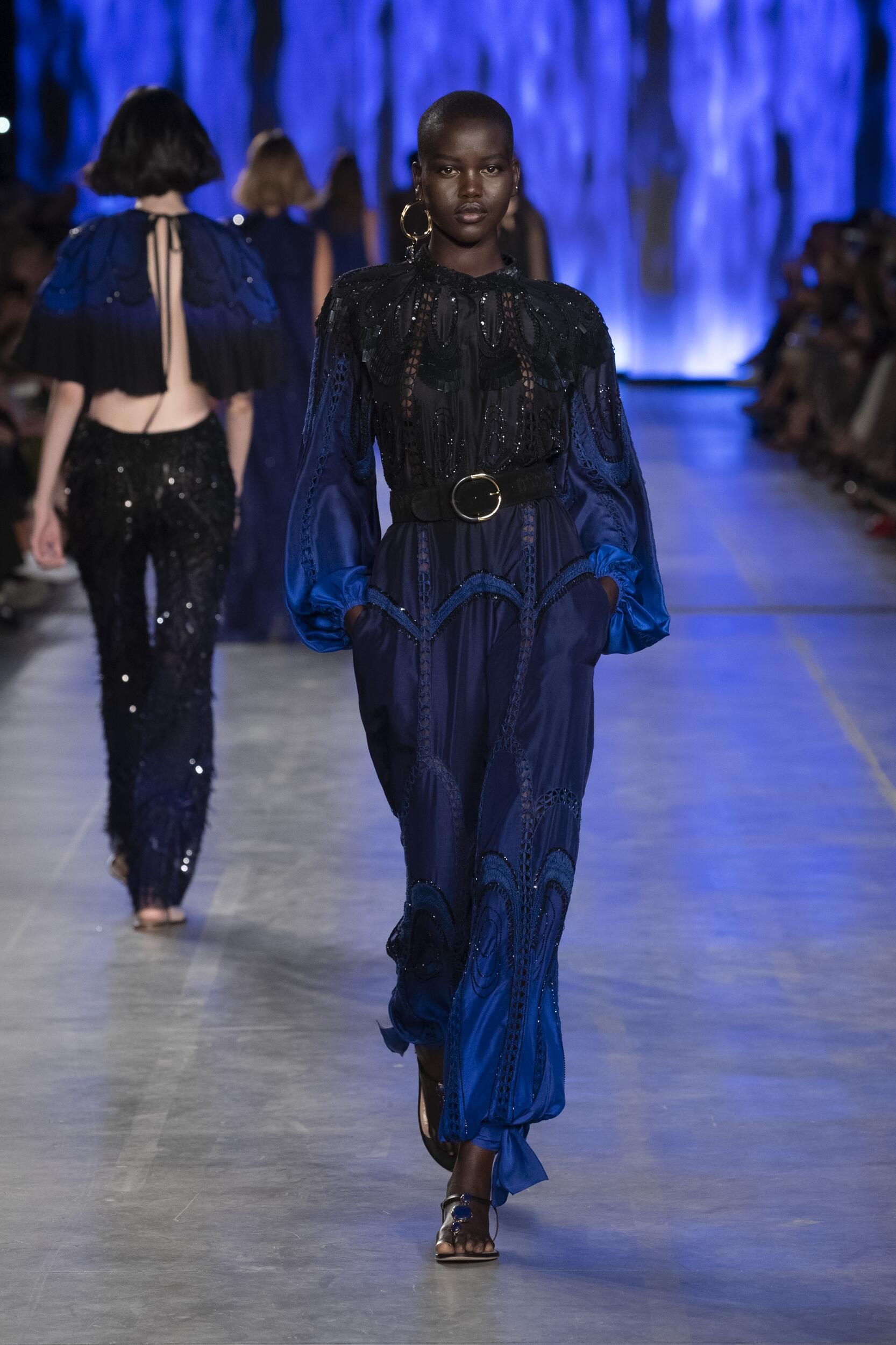 Fashion Week 2020 Catwalk Alberta Ferretti