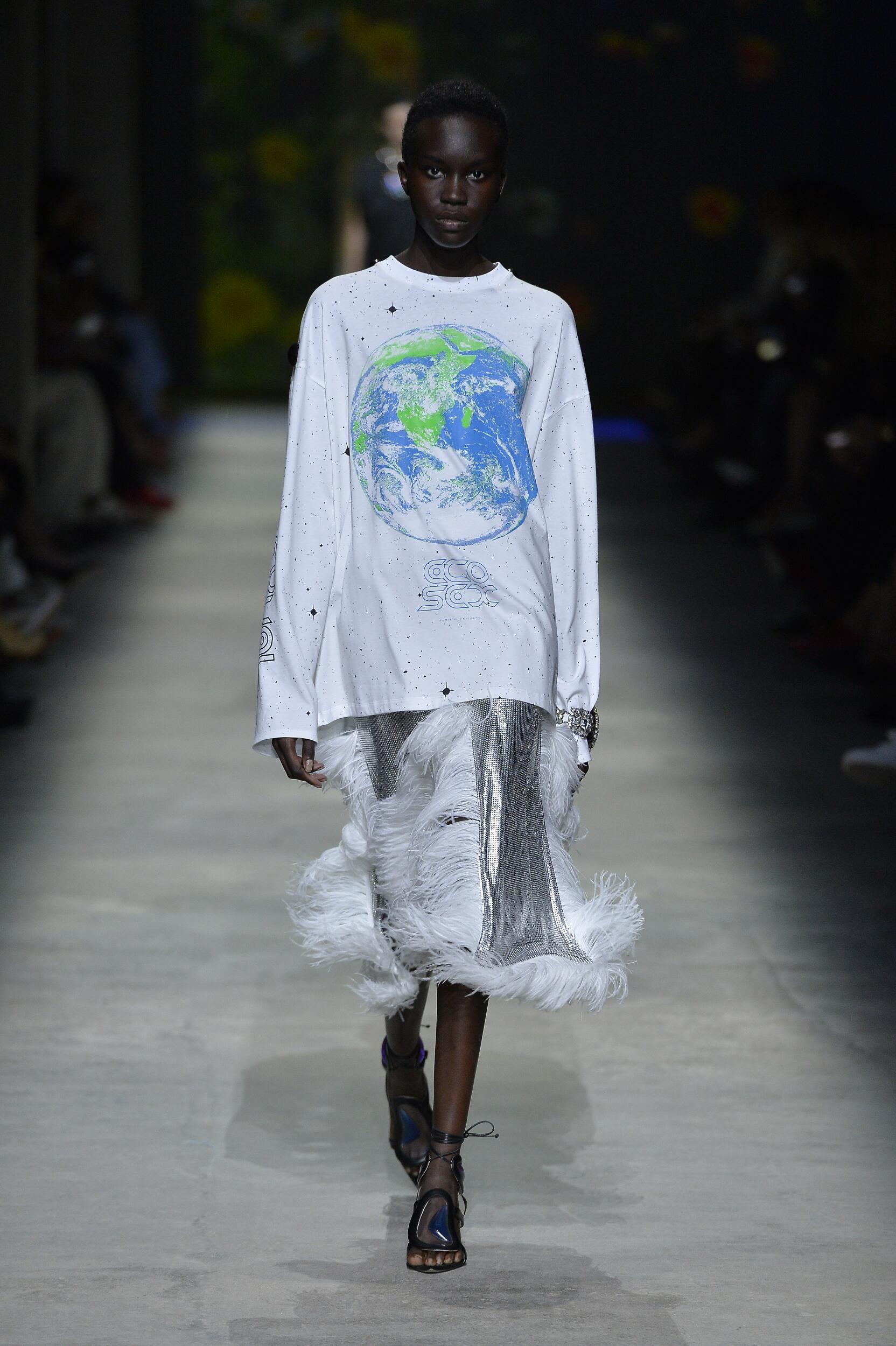 Fashion Week 2020 Catwalk Christopher Kane