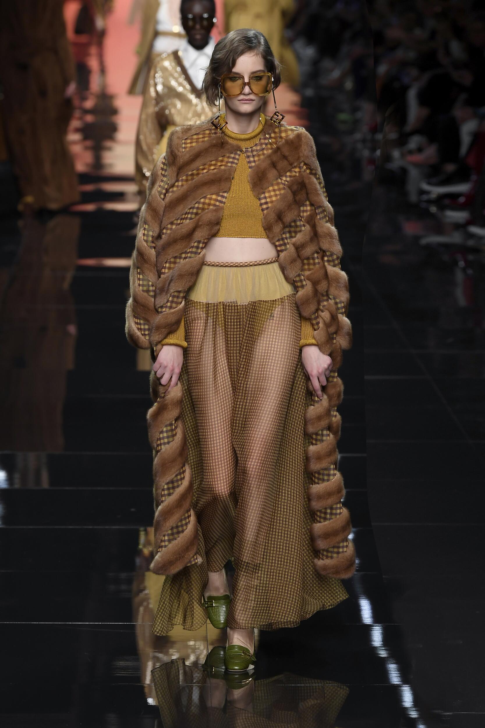 Fendi SS 2020 Womenswear