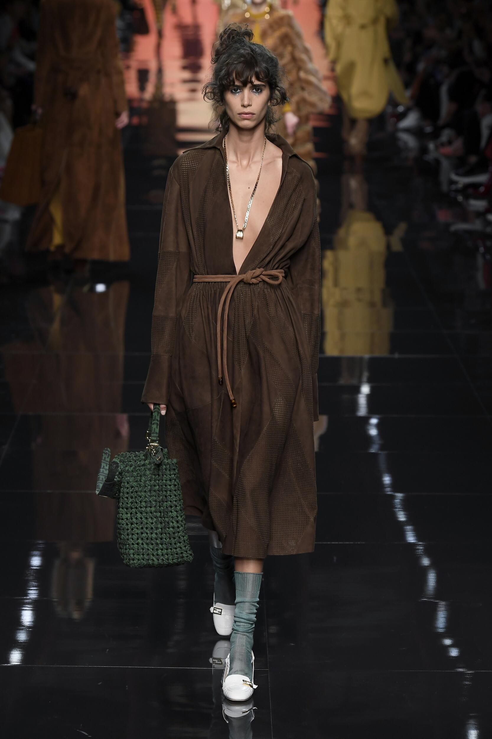 Fendi Women's Collection 2020