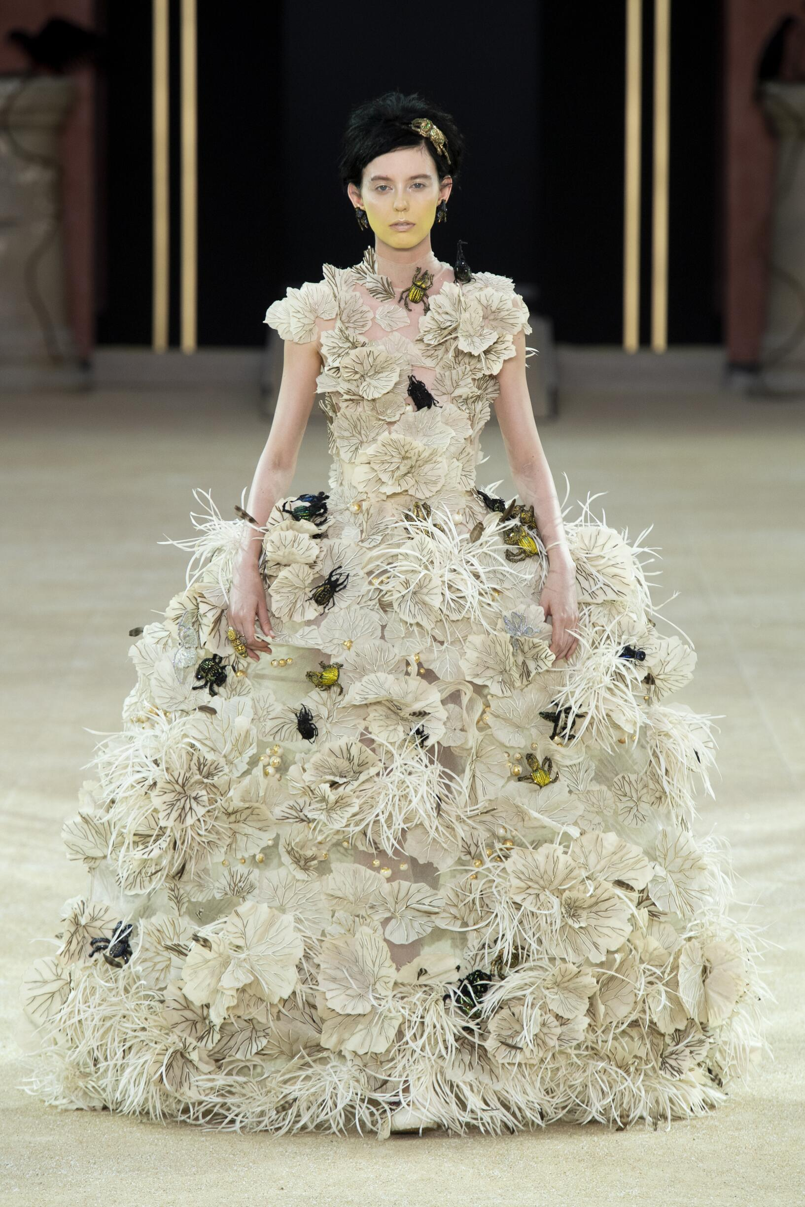 Guo Pei Haute Couture Fall Winter 2019-2020