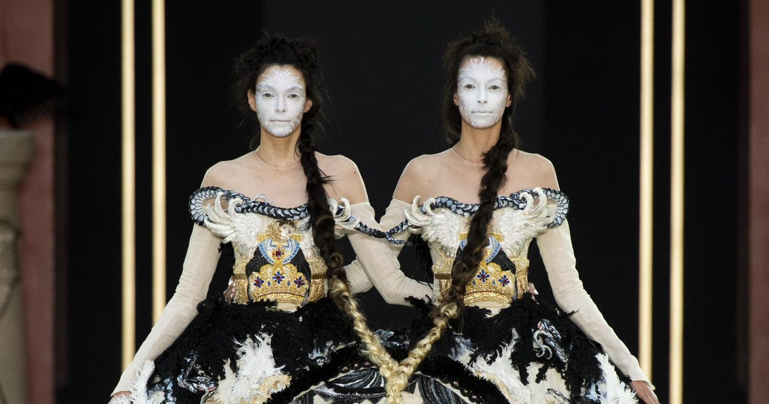 Guo Pei Haute Couture Fashion Show FW 2019 Paris