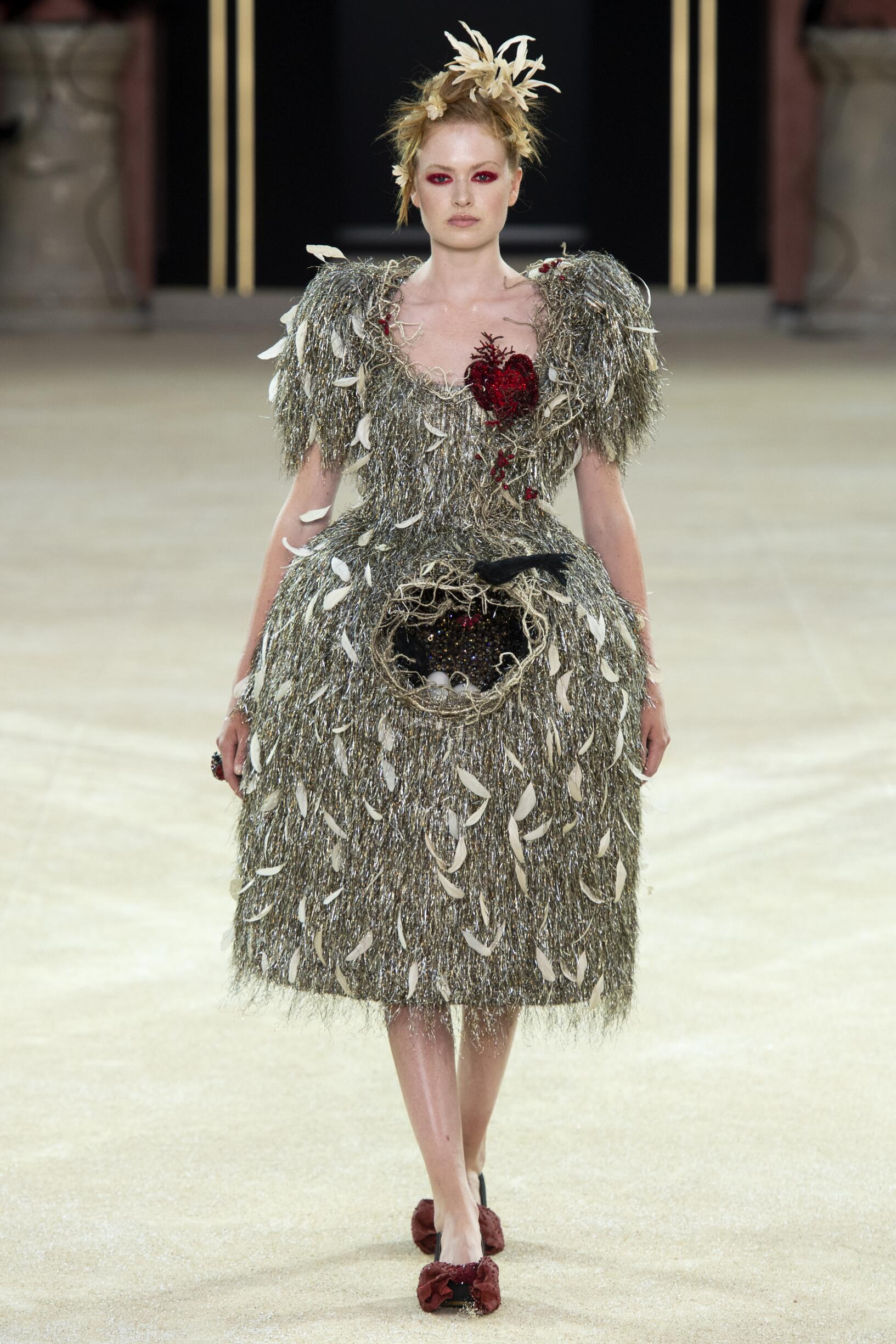 Guo Pei Haute Couture Paris Womenswear Trends