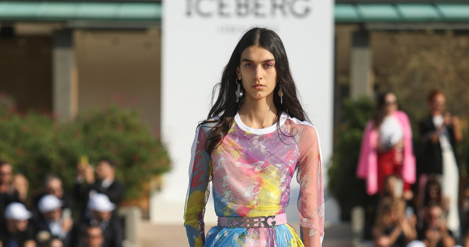 Iceberg Fashion Show SS 2020 Milan