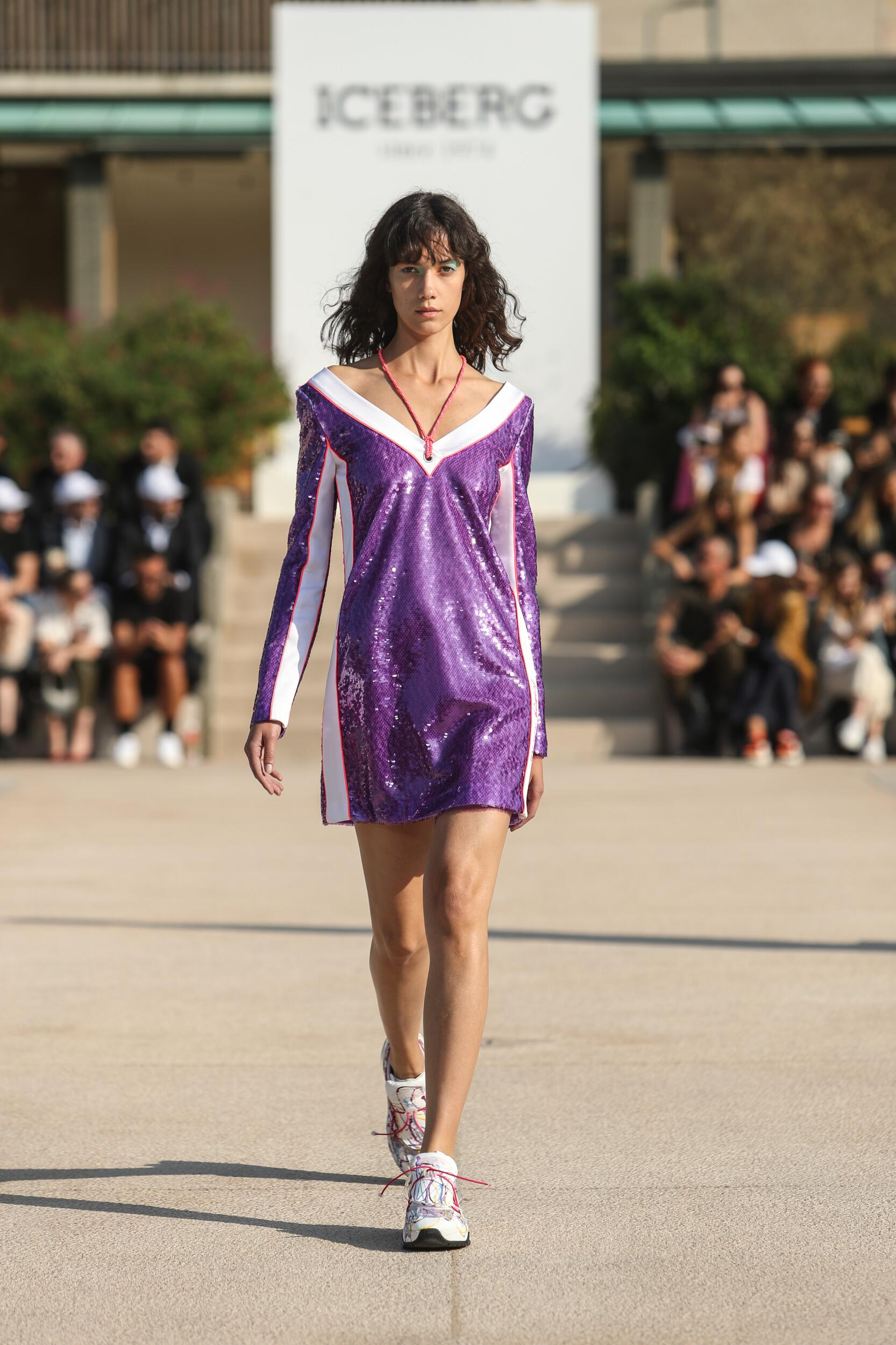 Iceberg Summer 2020 Catwalk
