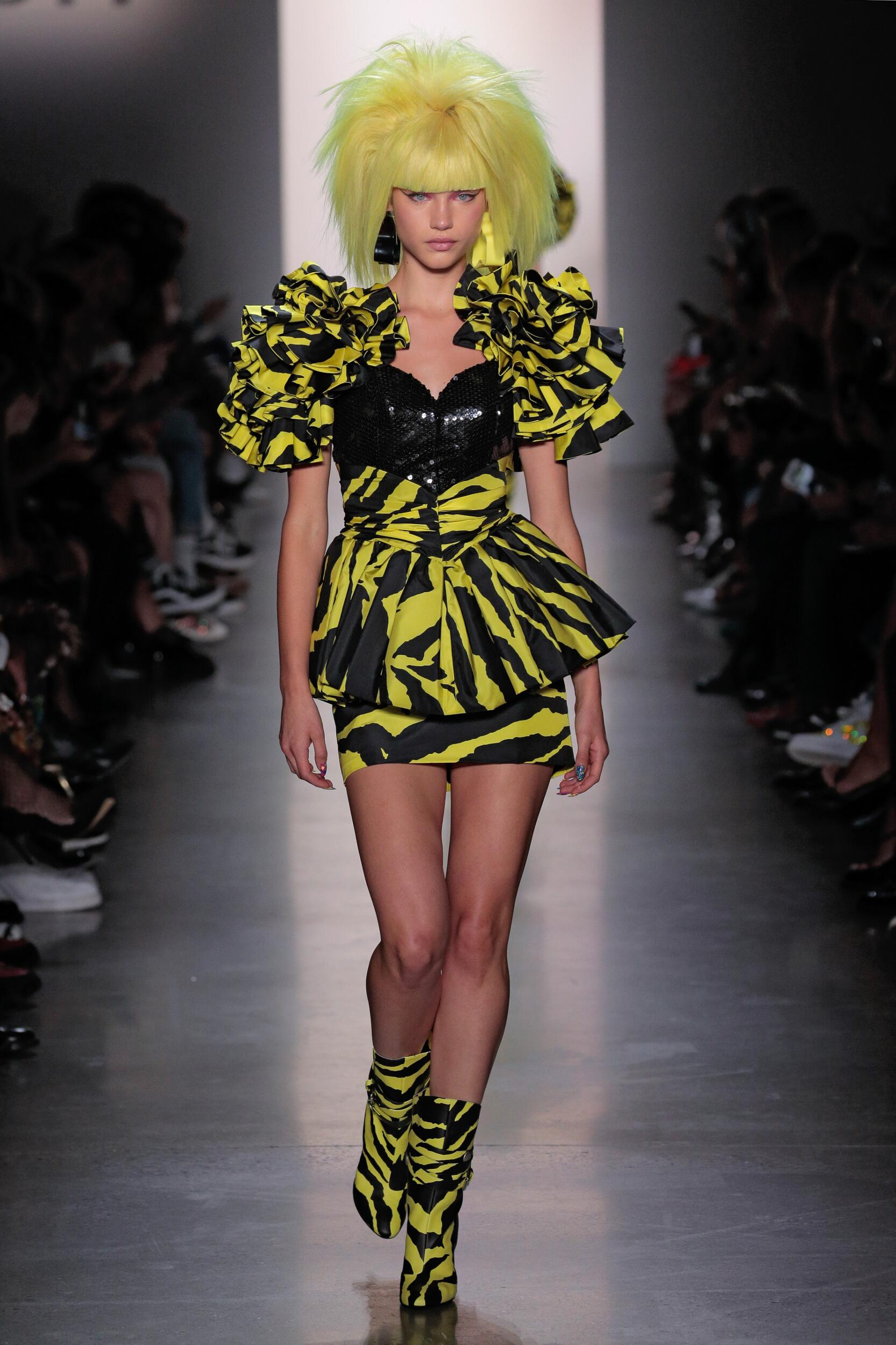 Jeremy Scott 2020 New York