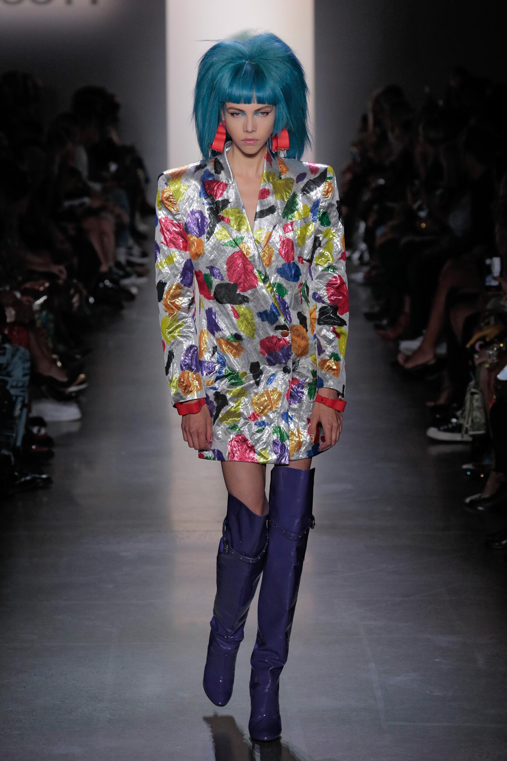 Jeremy Scott Spring Summer 2020 Collection New York Fashion Week