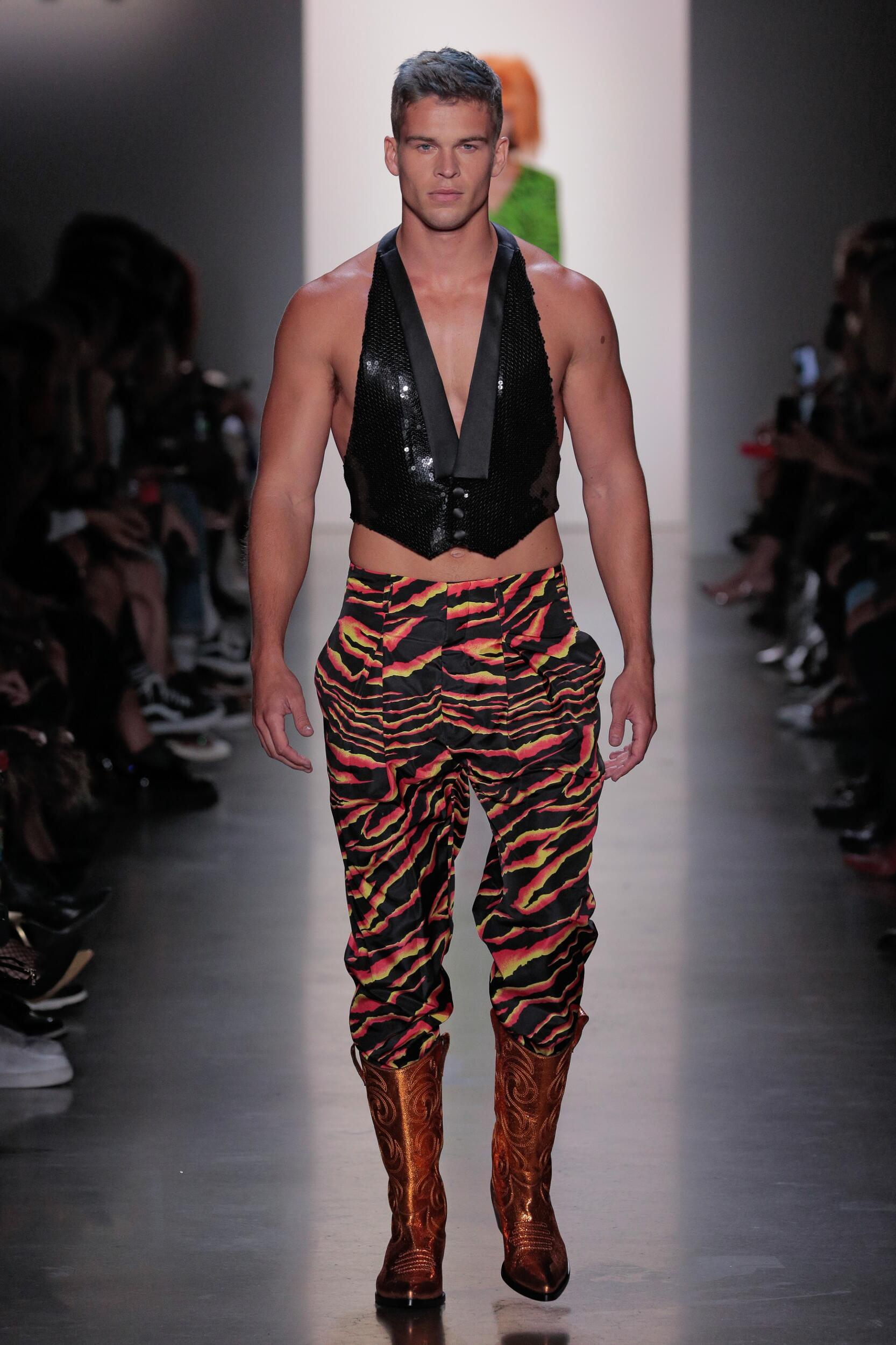 Jeremy Scott Spring Summer 2020