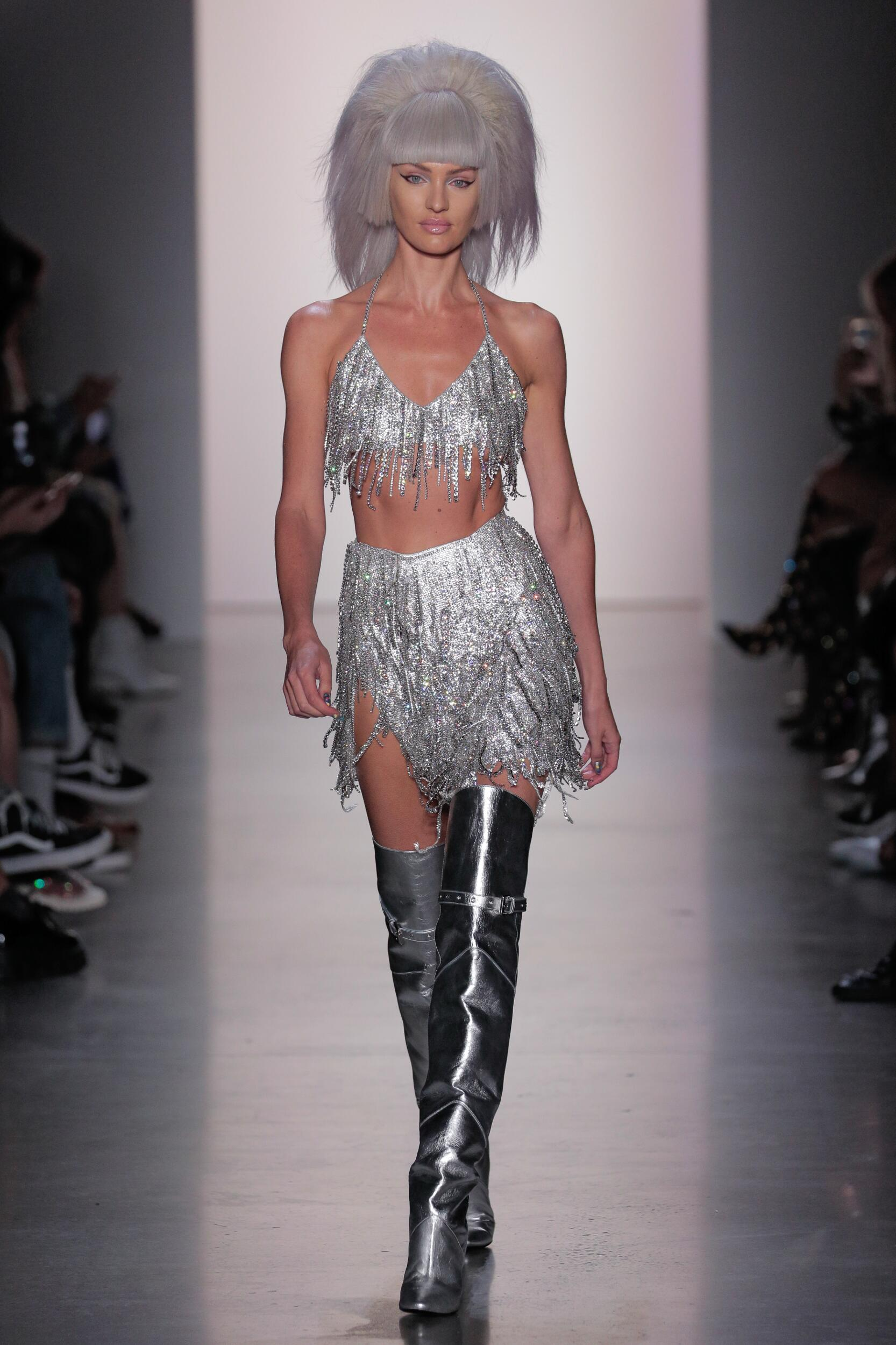 Jeremy Scott Womenswear Collection Trends