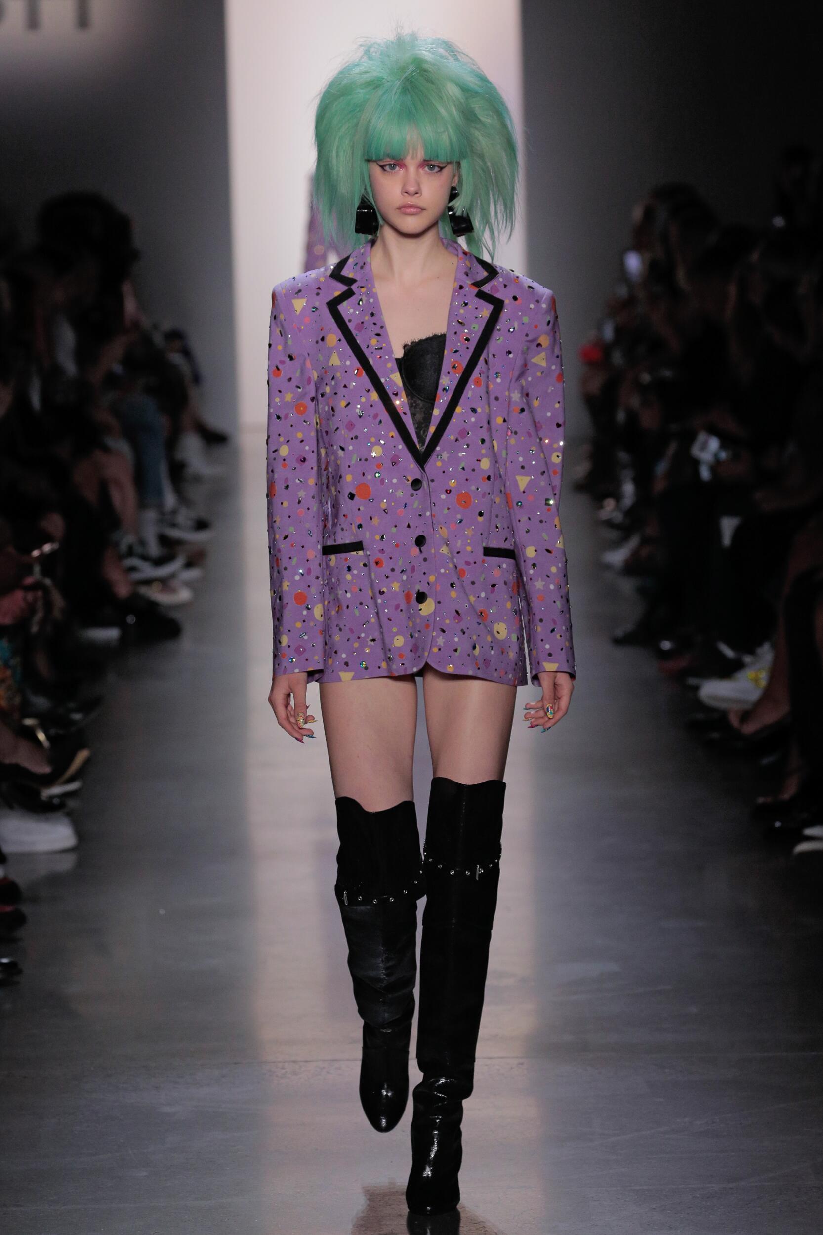 Jeremy Scott Womenswear