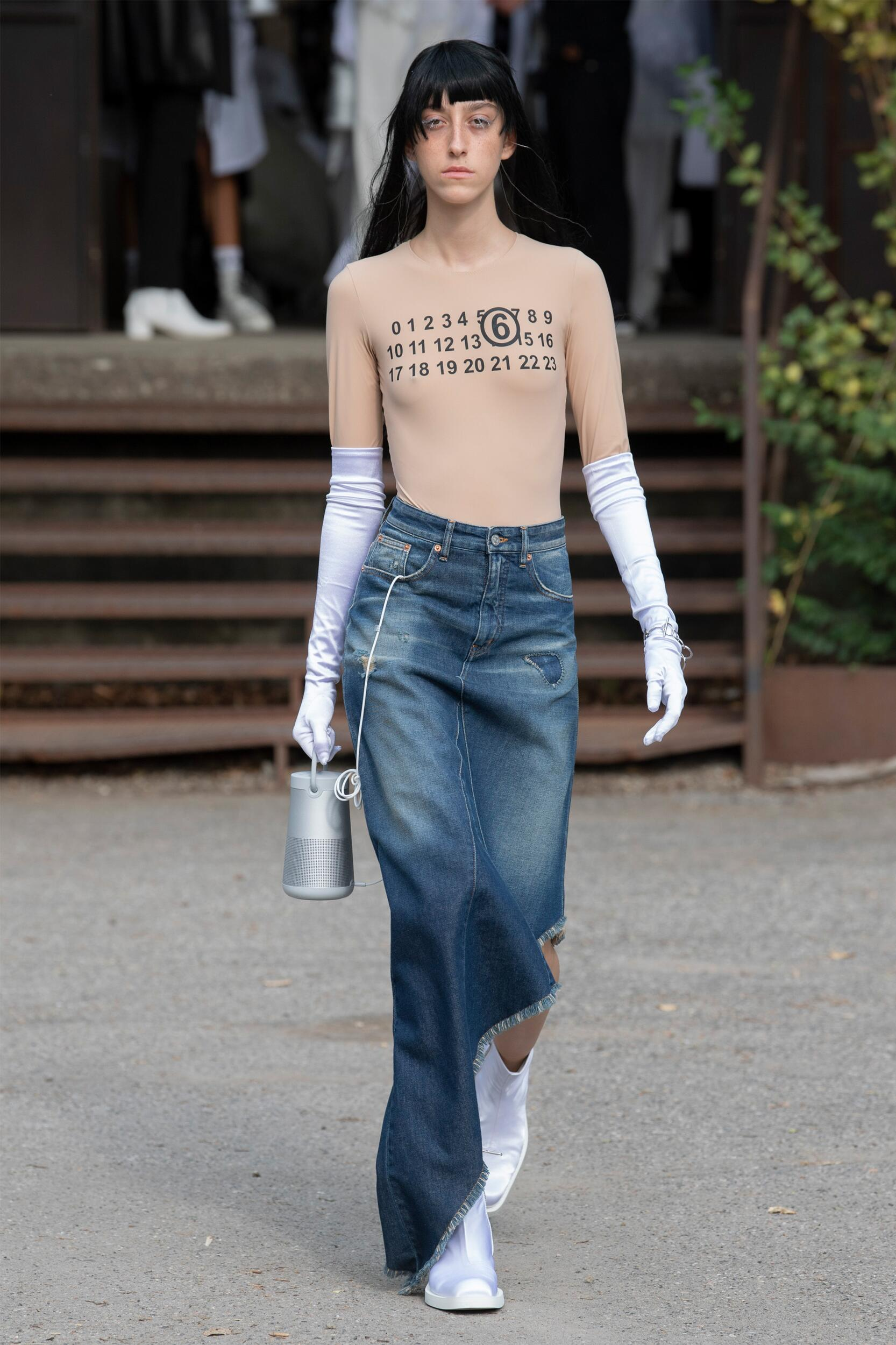 MM6 Maison Margiela Woman 2020