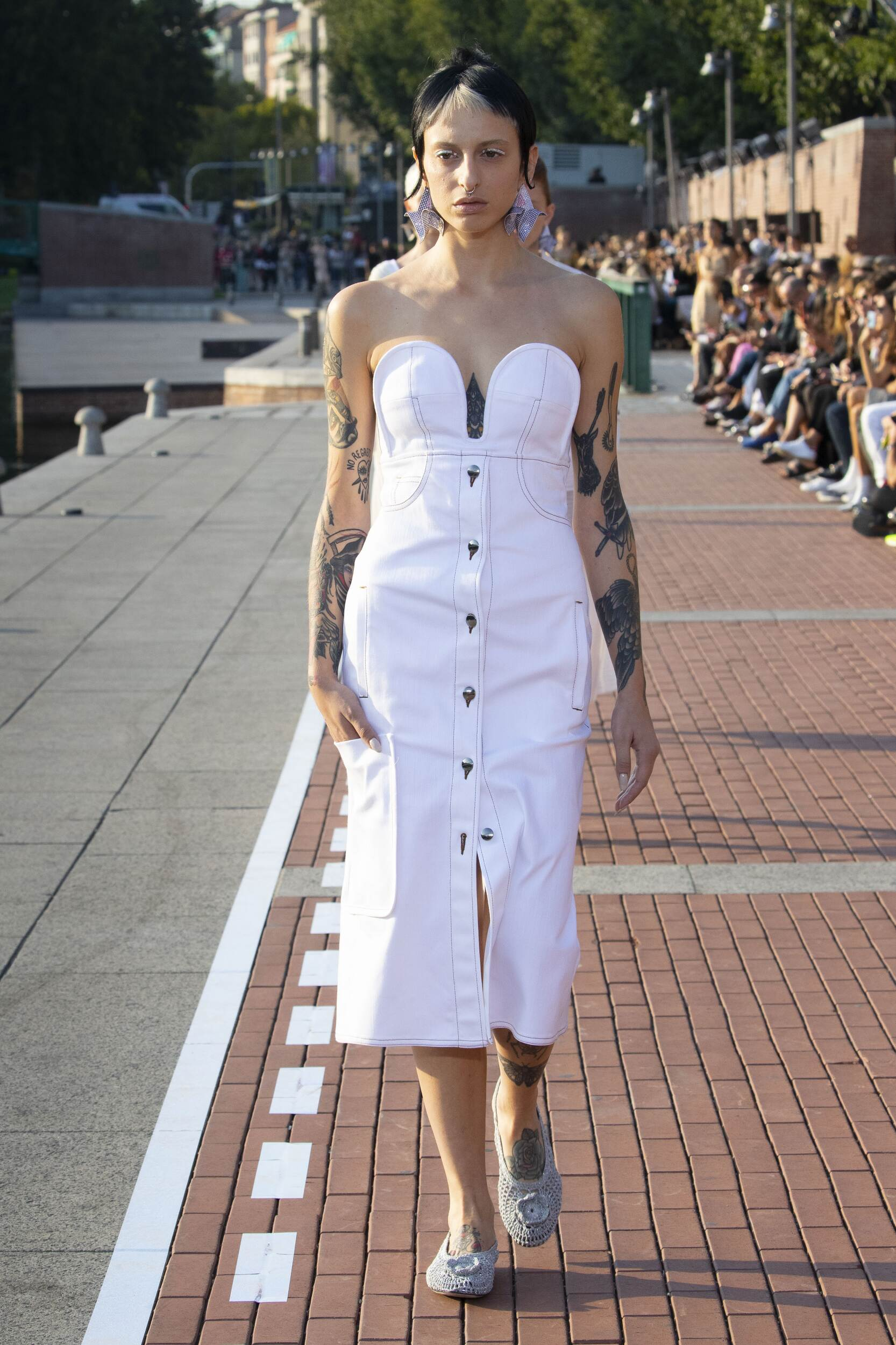 Marco De Vincenzo Woman Style