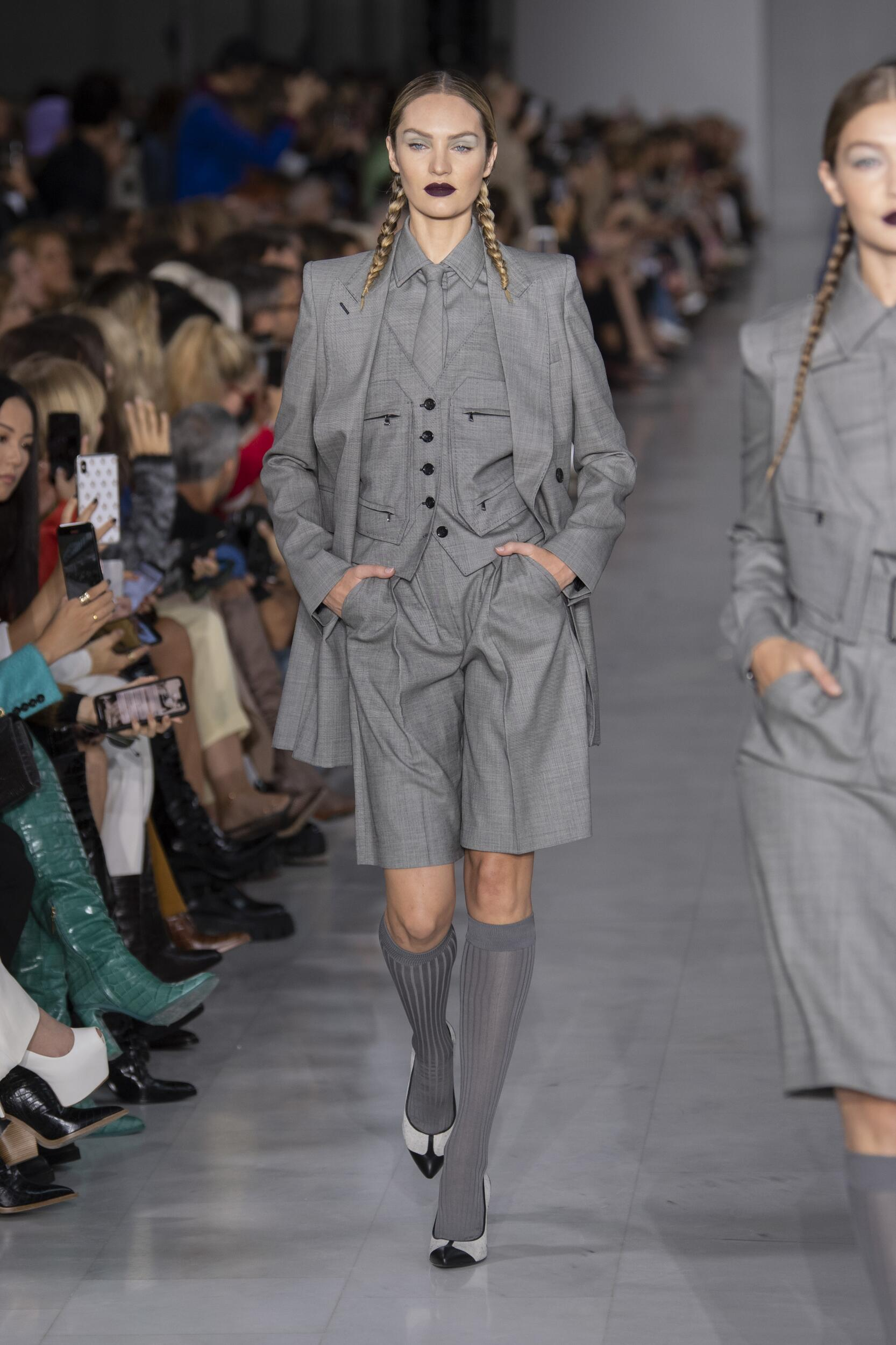 Max Mara Fashion Show SS 2020