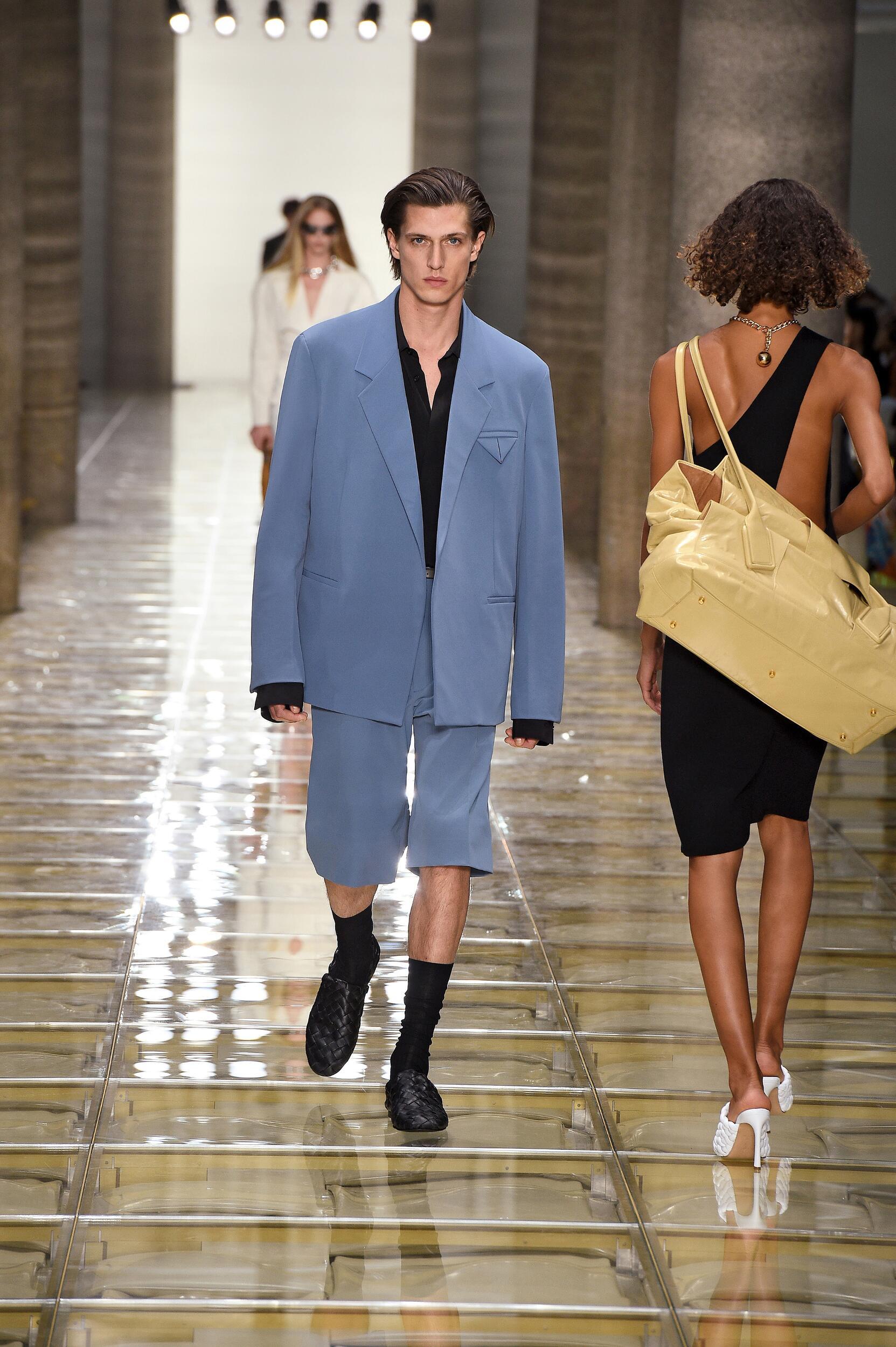 Men Summer 2020 Fashion Trends Bottega Veneta