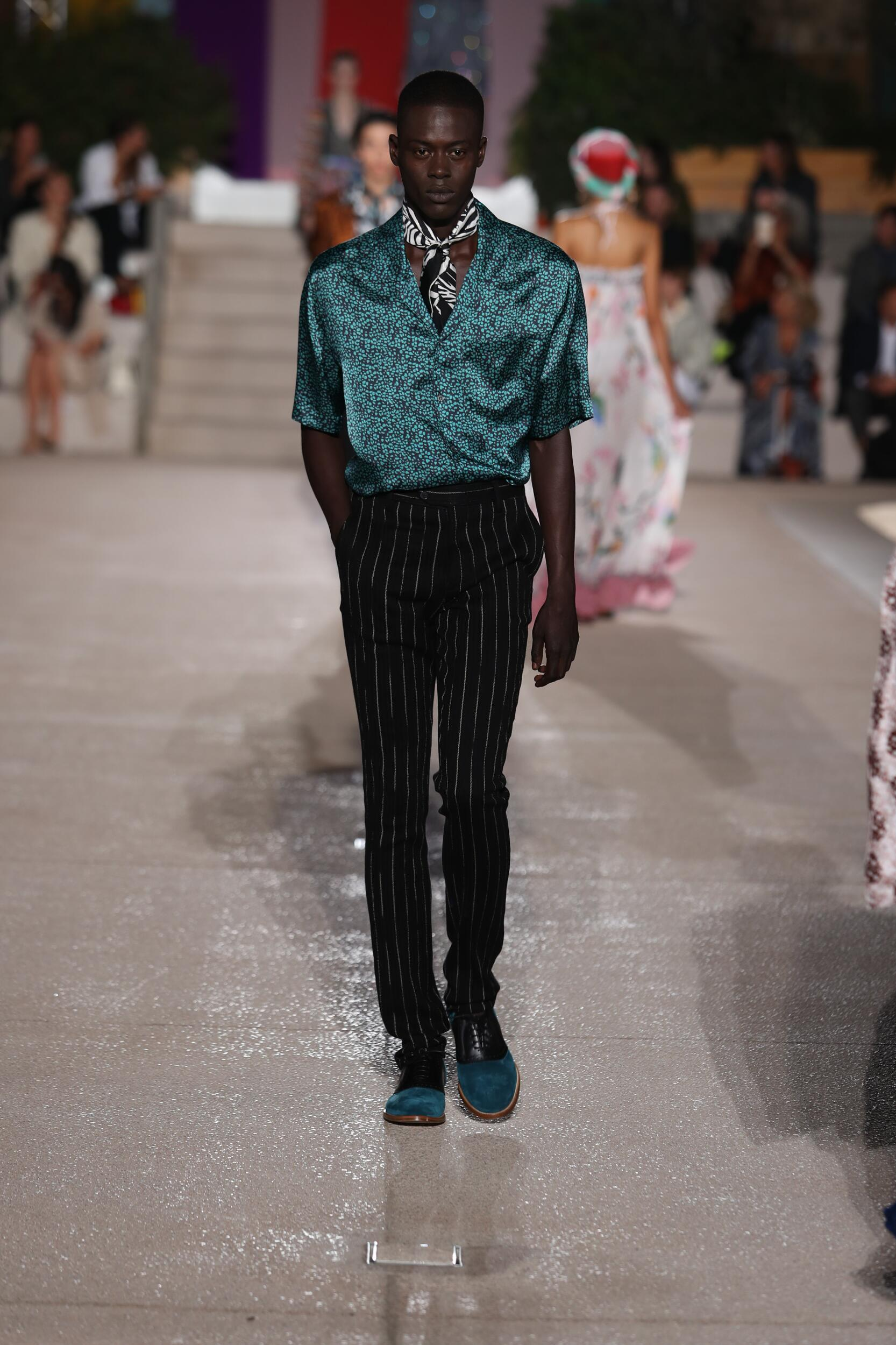 Menswear Spring Summer Missoni 2020 Trends