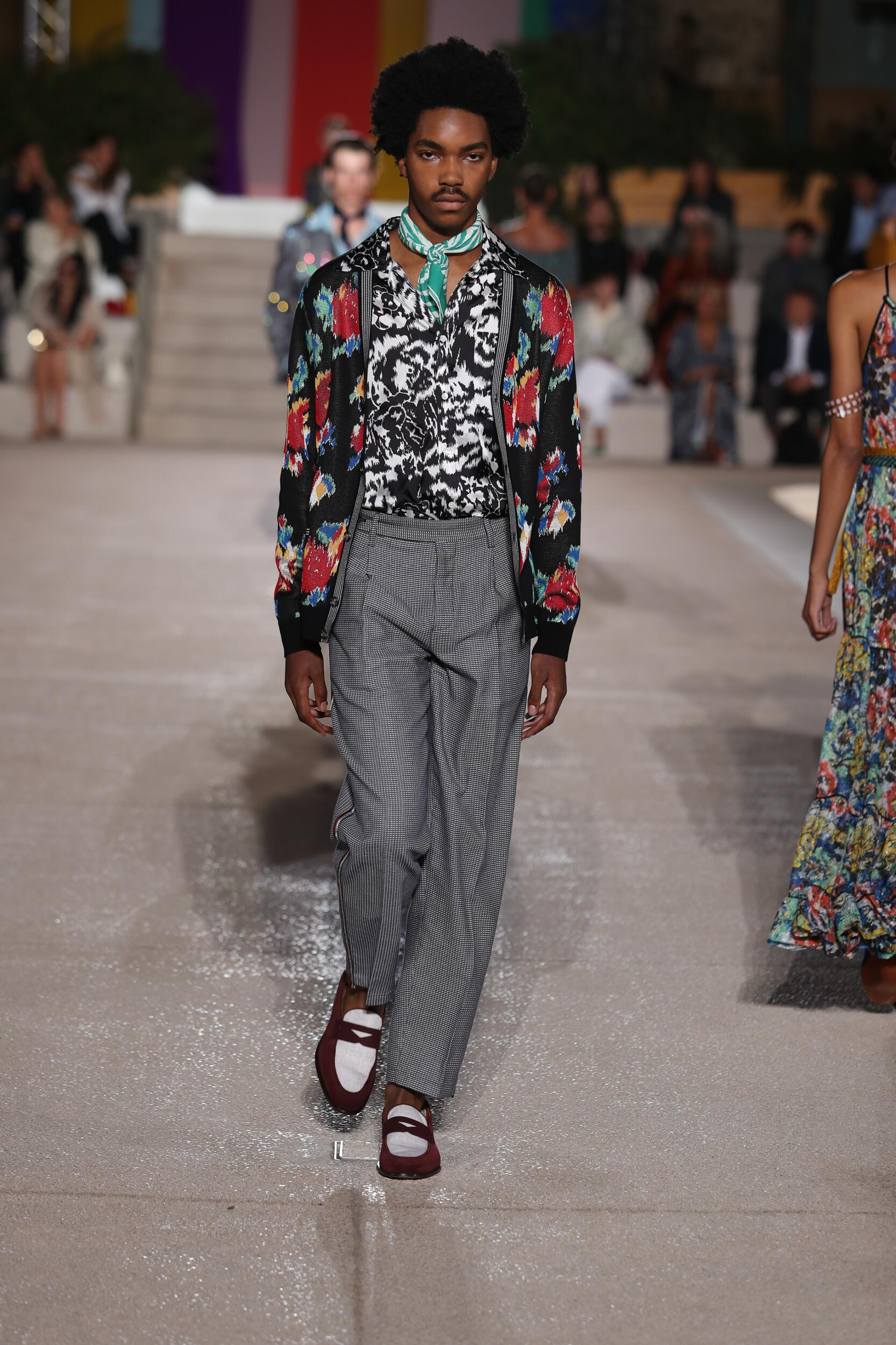 Missoni 2020 Milan Trends Menswear
