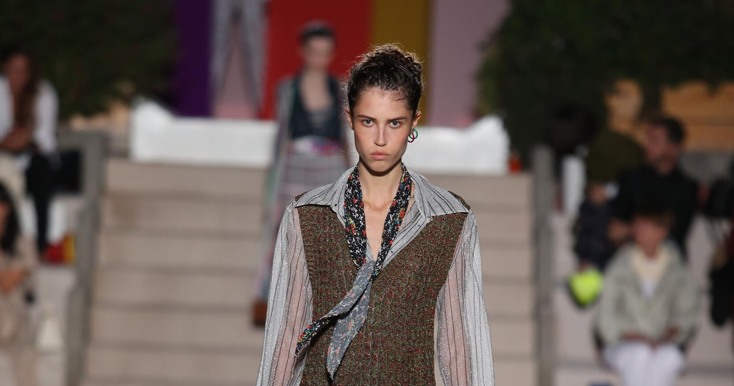 Missoni Fashion Show SS 2020 Milan