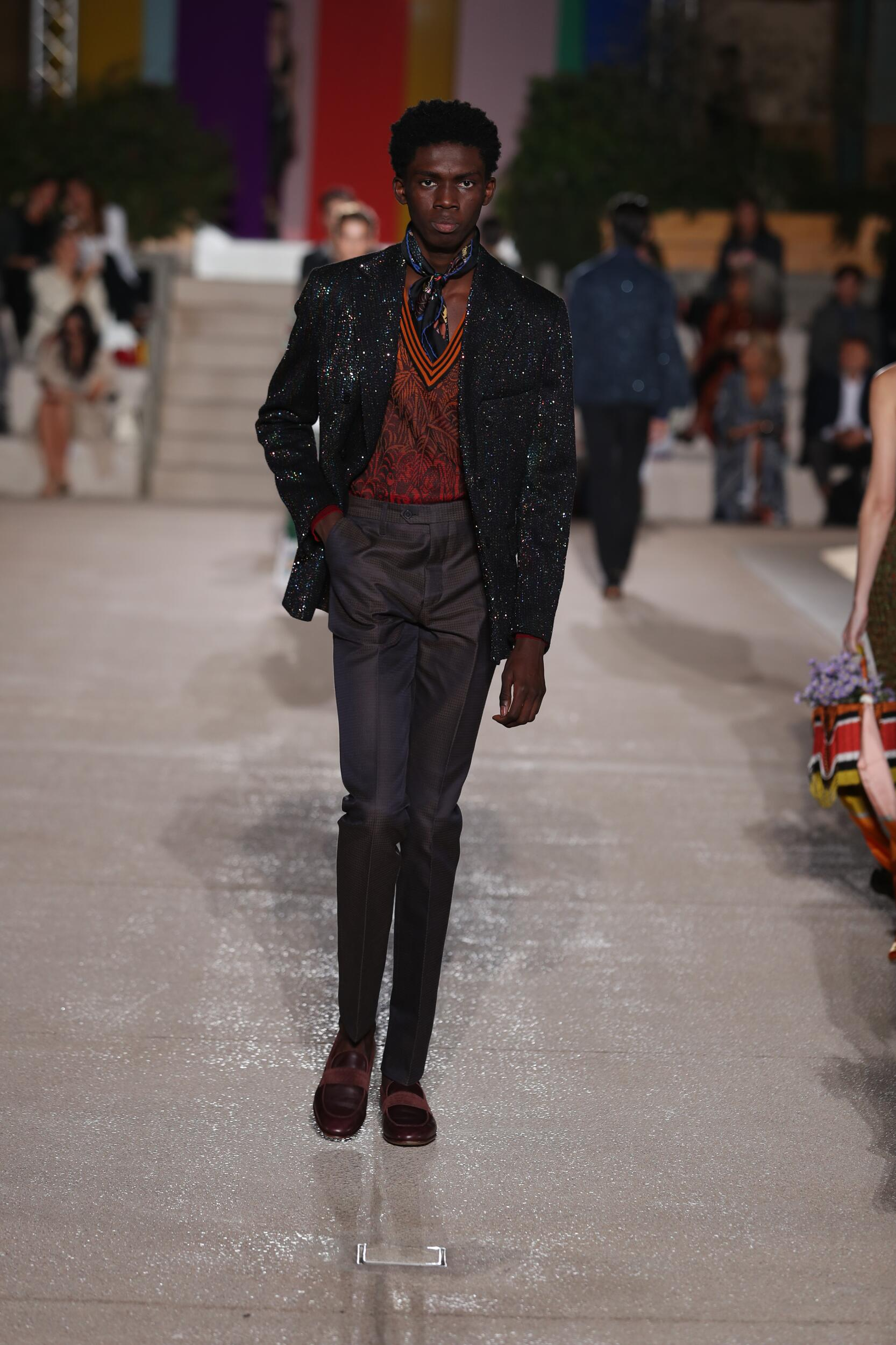 Missoni Menswear Collection Trends Summer