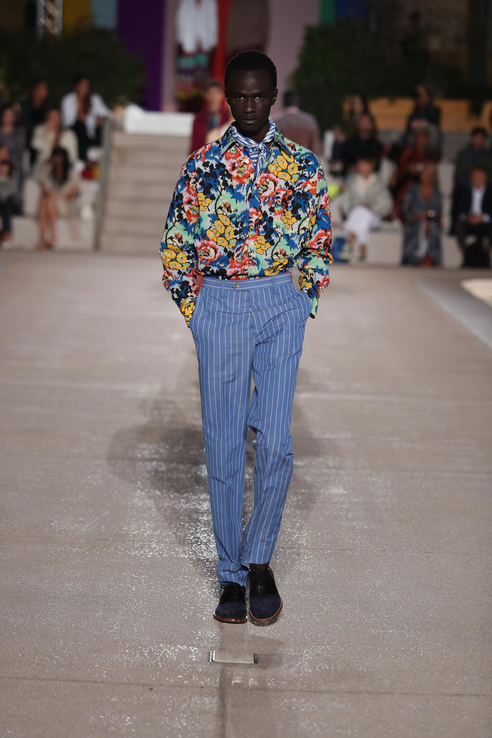 Missoni Menswear Collection Trends