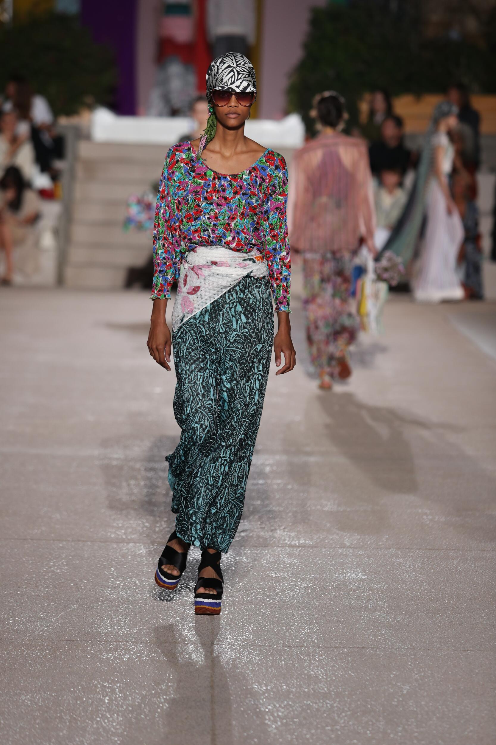 Missoni Spring 2020 Catwalk