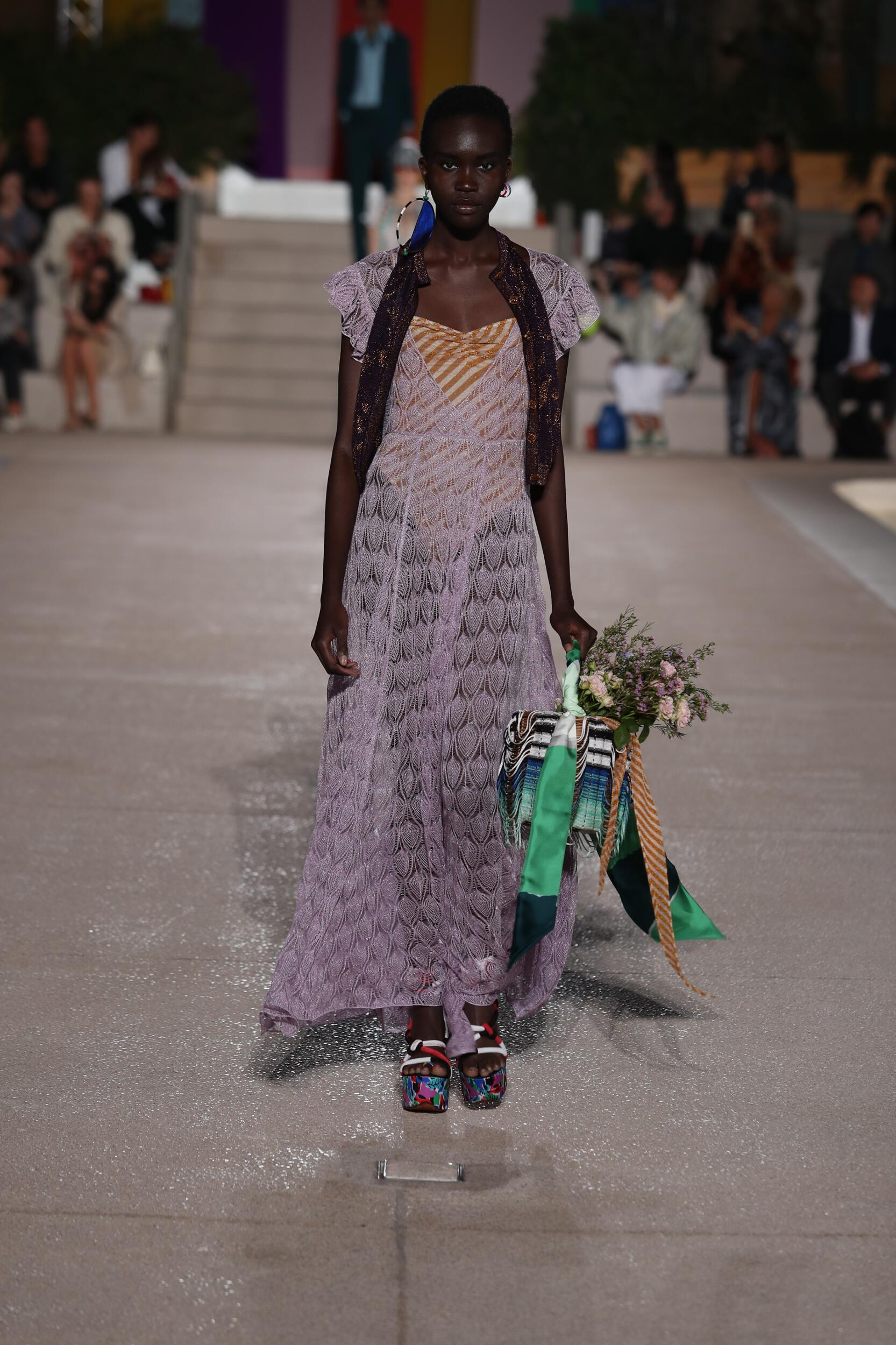 Missoni Spring Summer 2020 Collection Milan Fashion Week