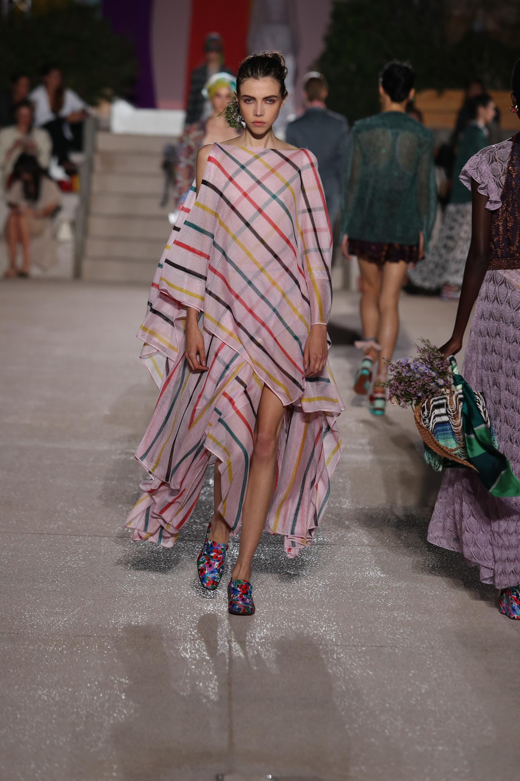 Missoni Summer 2020 Catwalk